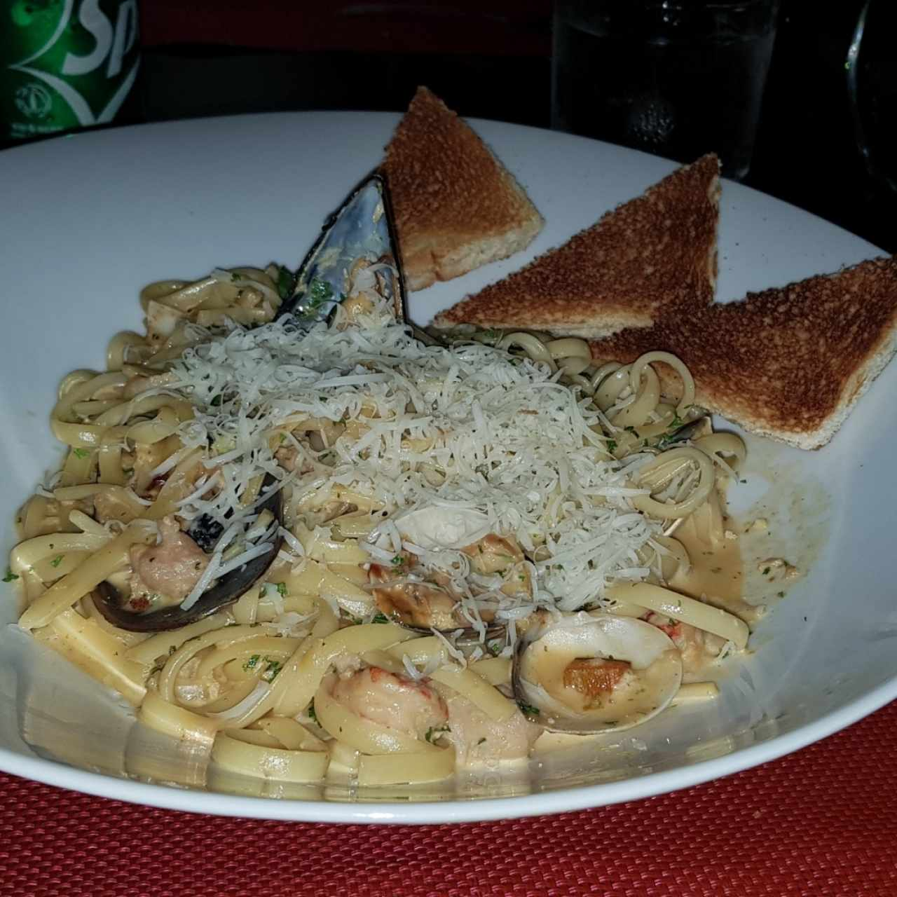 Linguine Marinero - $17.95