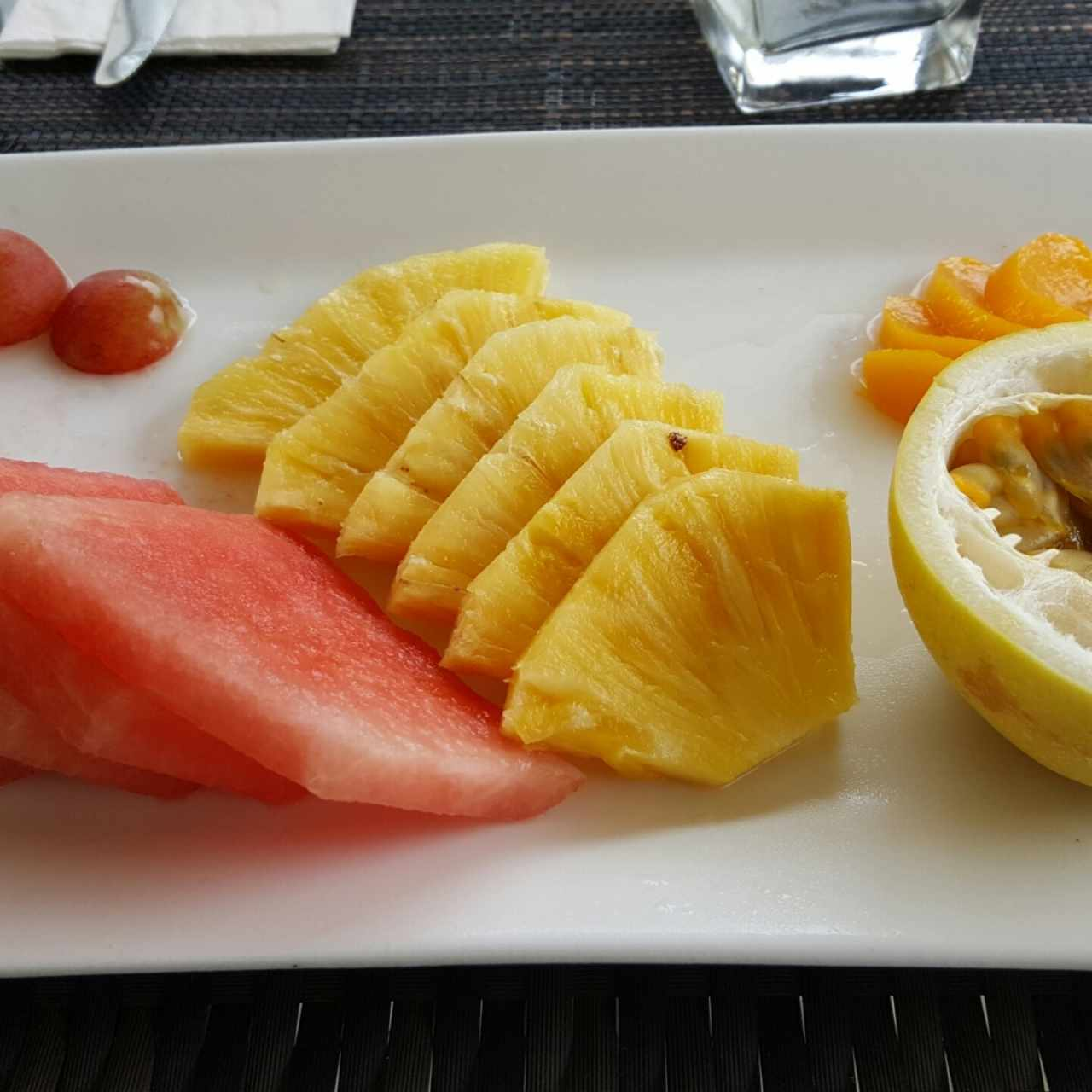Fresh Fruits @ Bkfast