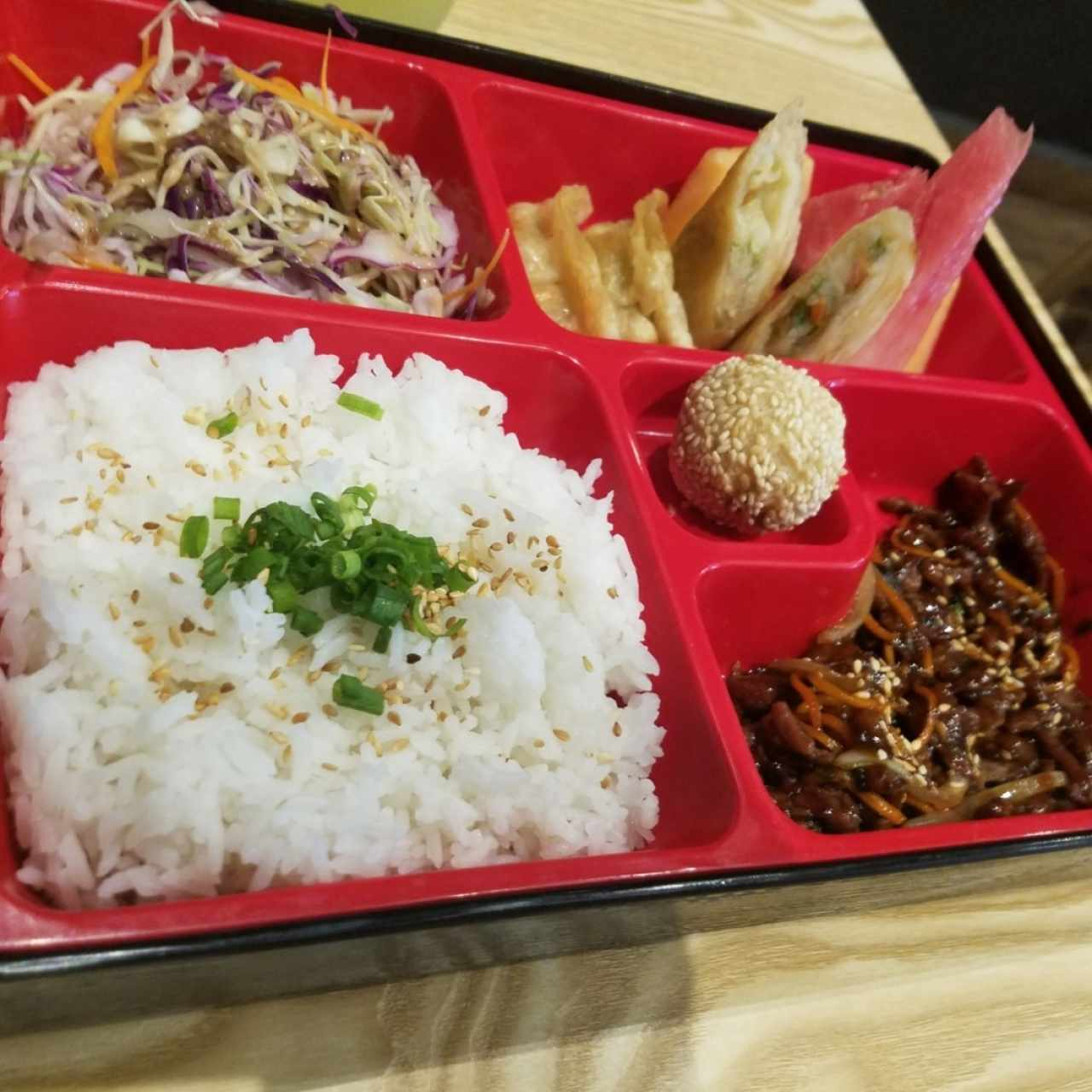 Korean Beef Box