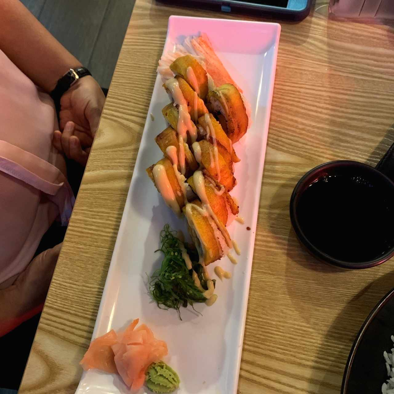 Ebi Tentation Roll