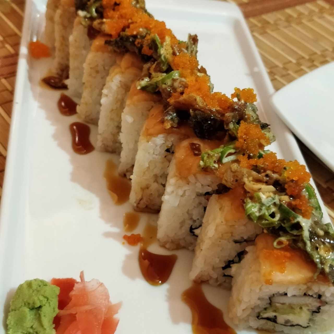 Sushi Rolls - Bellagio Roll