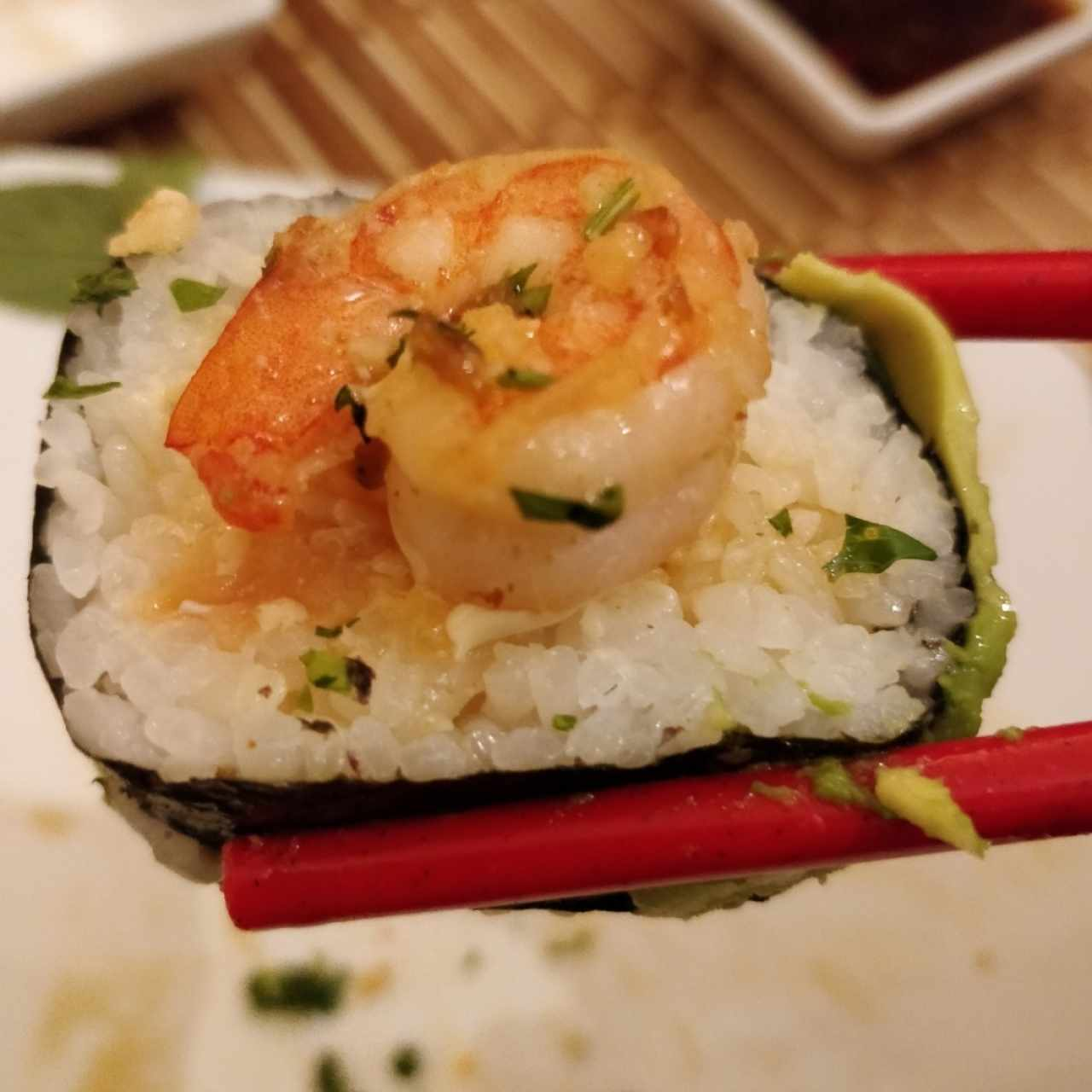 Sushi Rolls - Dragon Roll
