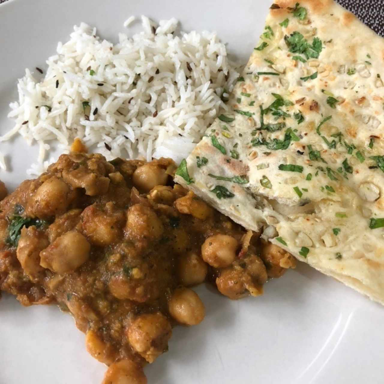 Vegetable - Chana Masala