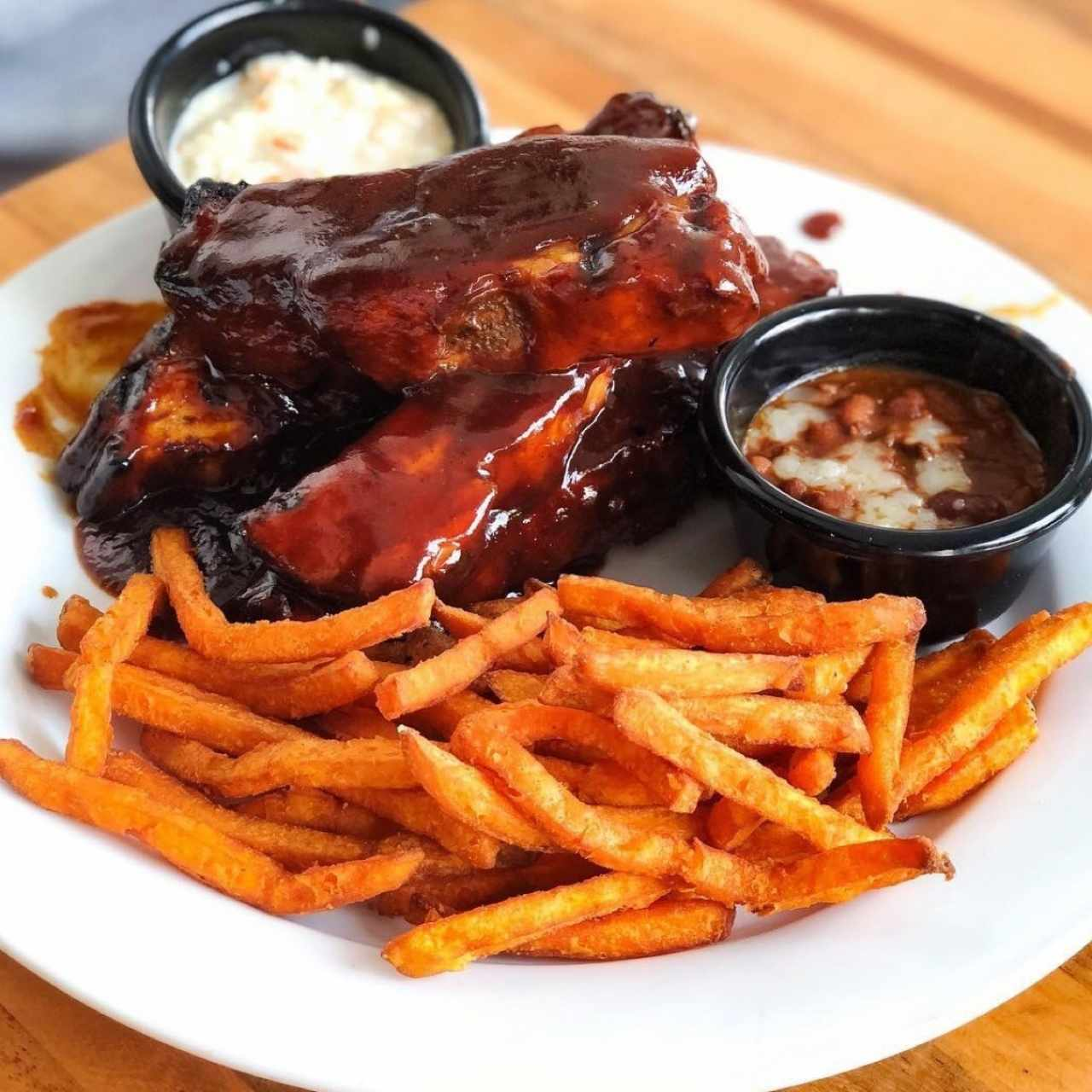 HOUSE BBQ - FRISCO BBQ RIBS
