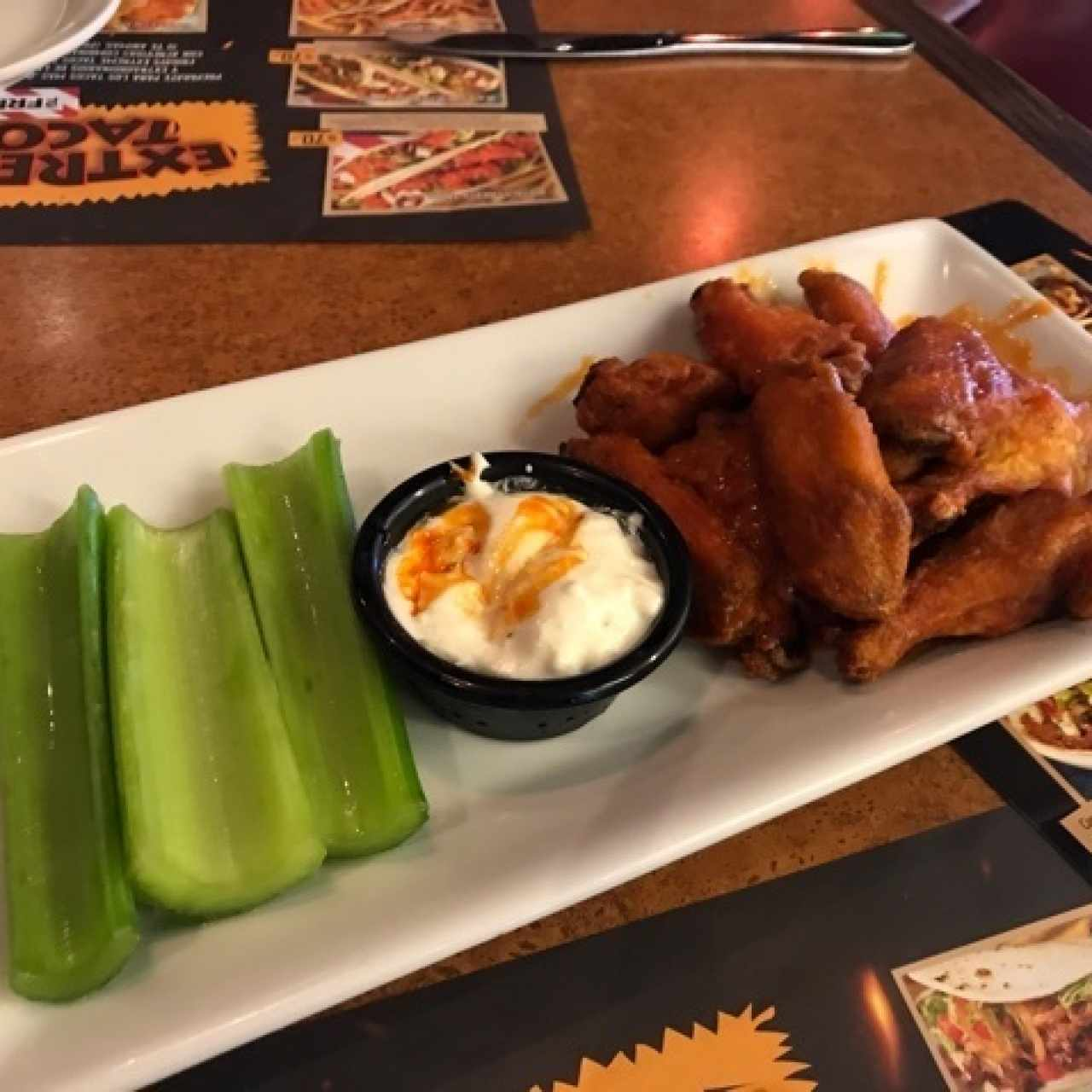 Appetizers - Buffalo Wings