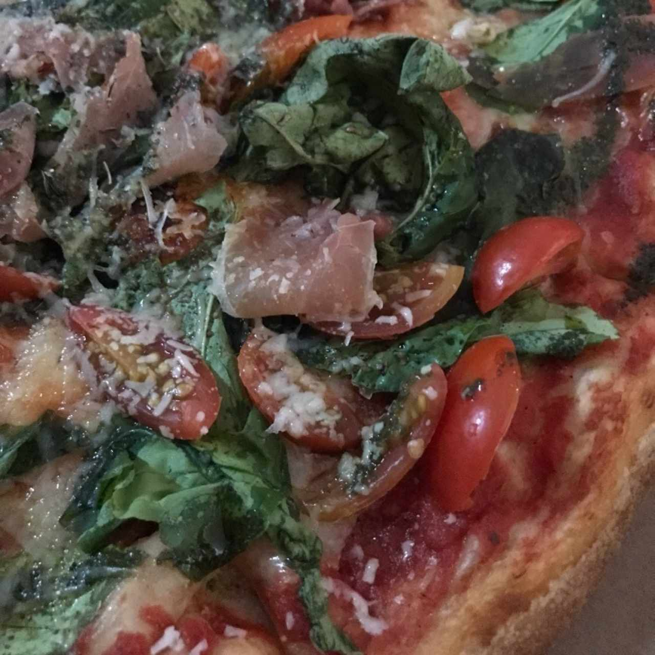pizza Mammarosa