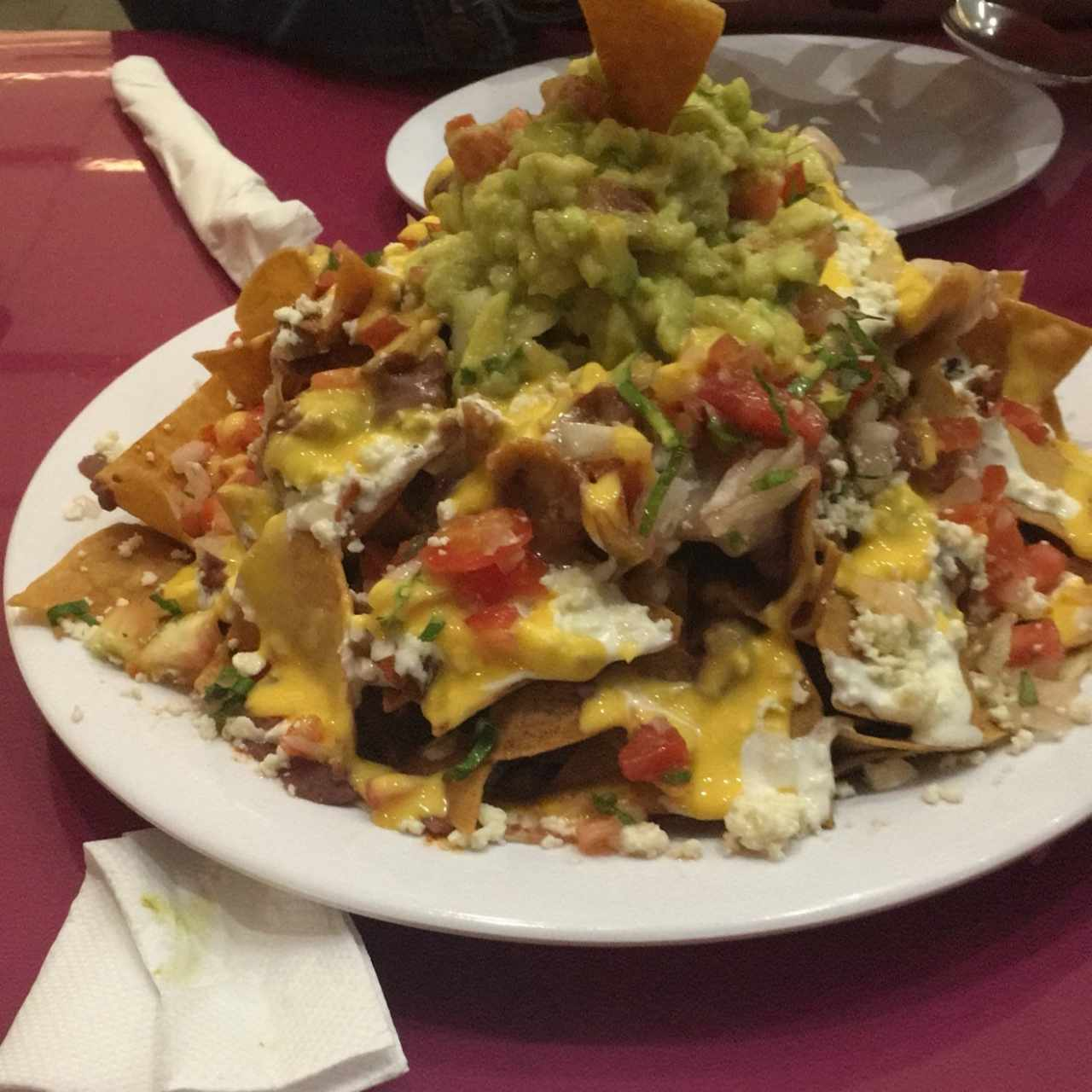 Nachos Familiar