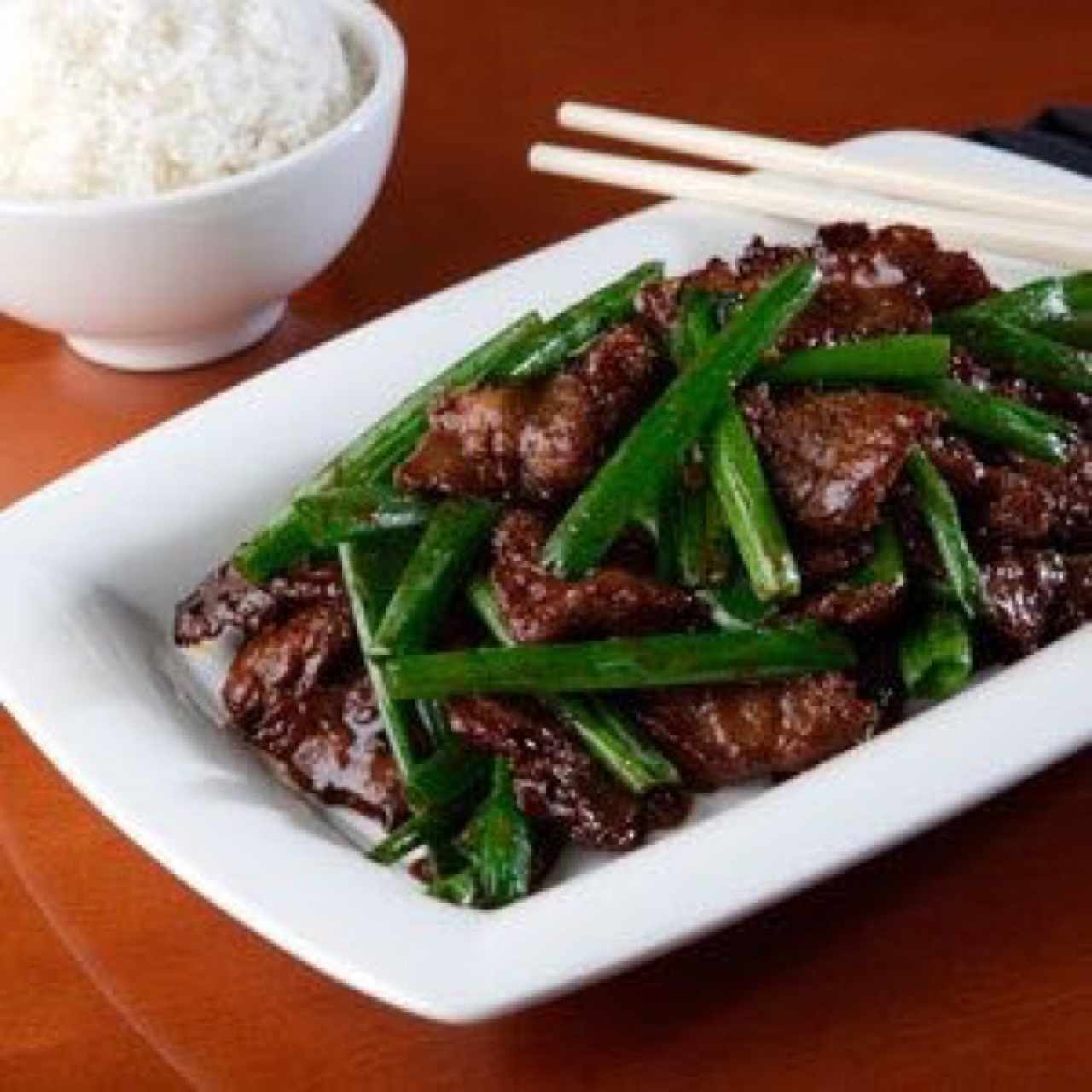 Mongolian Beef Kebabs With Chile Jam Recipe — Dishmaps