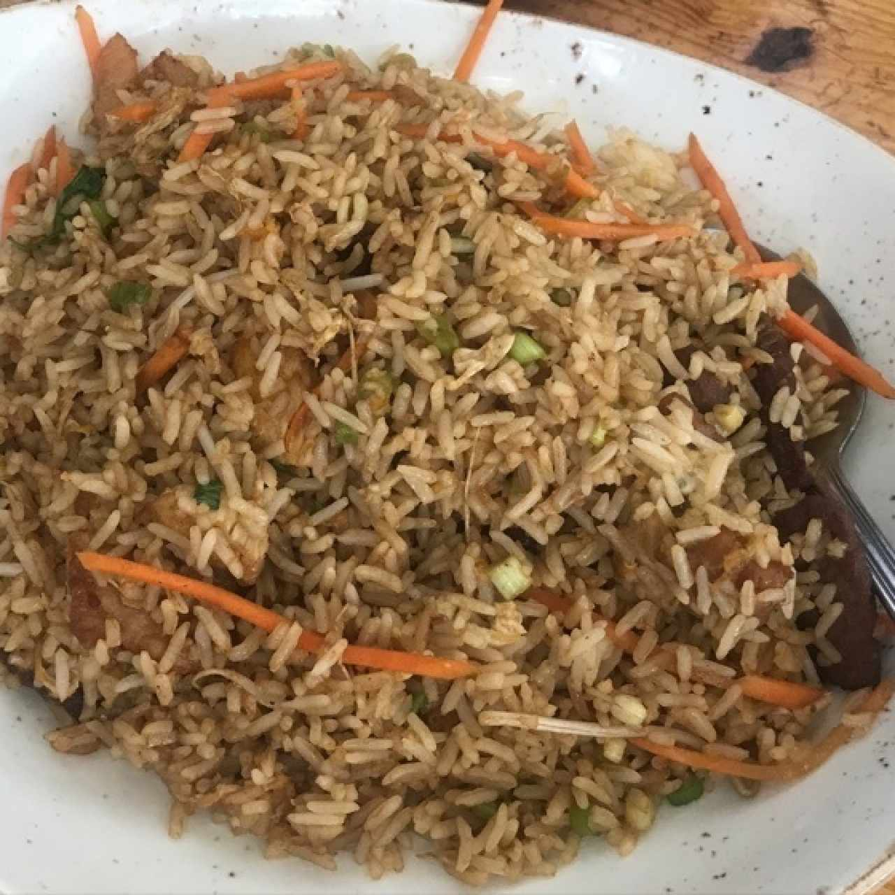 fried rice mixto