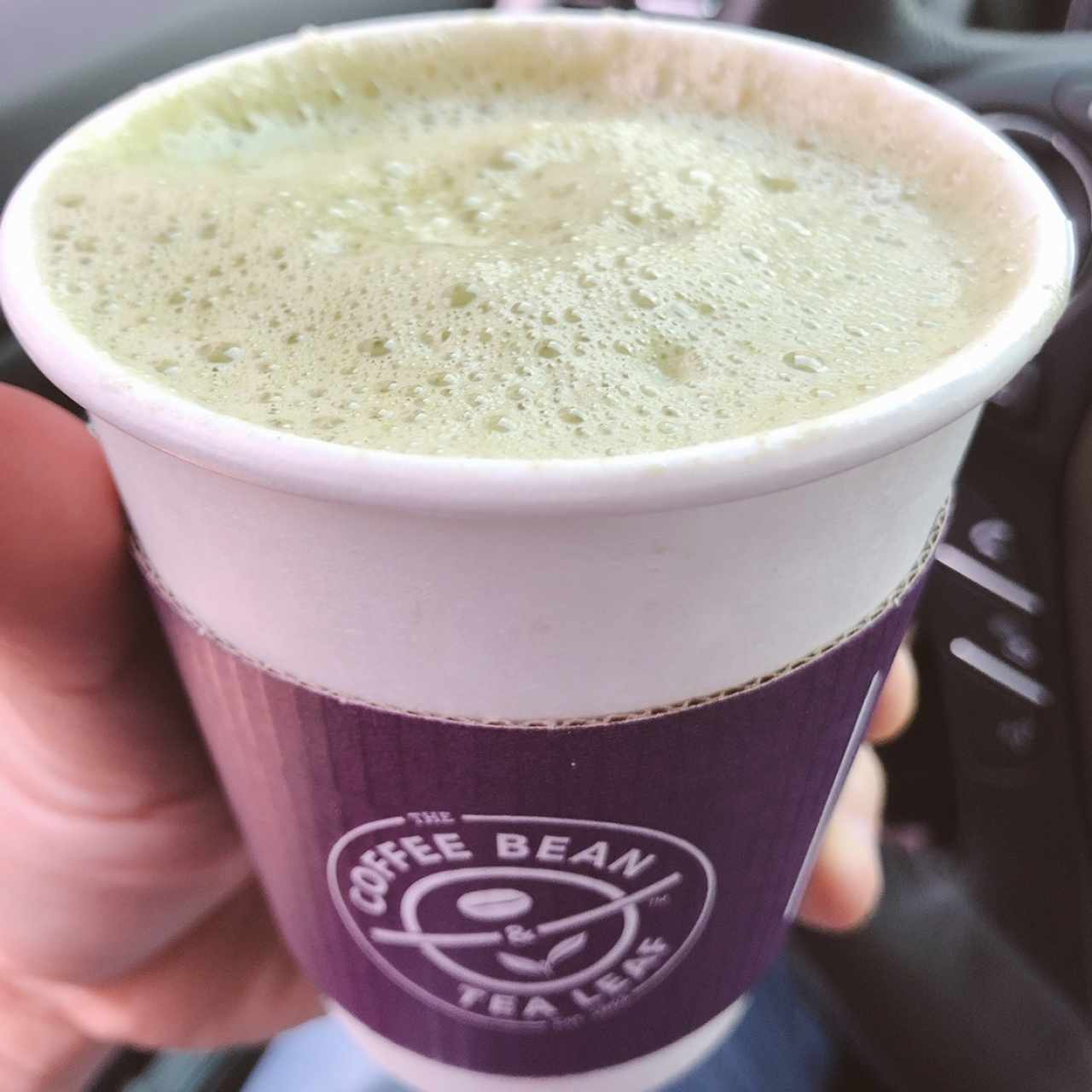 Tea Latte - Matcha Latte