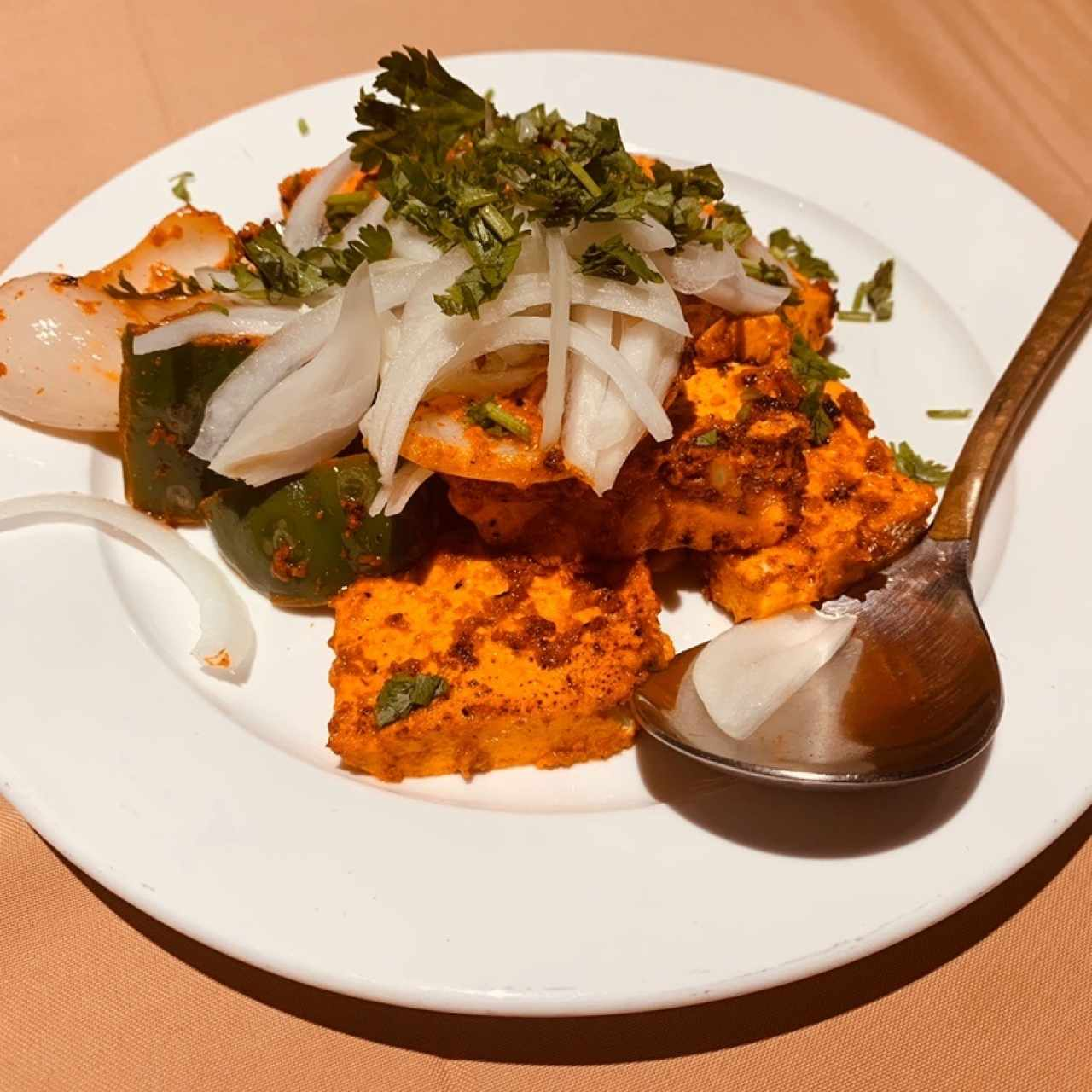 Paneer picante