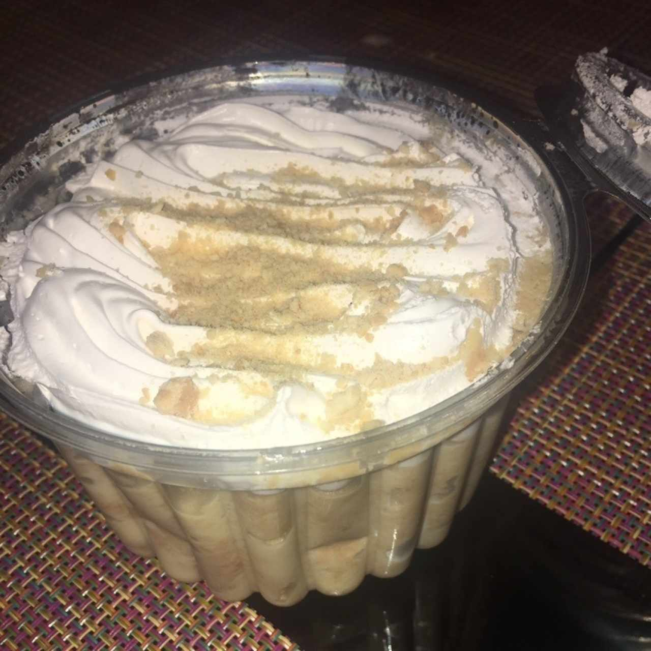 tres leches con galleta de María