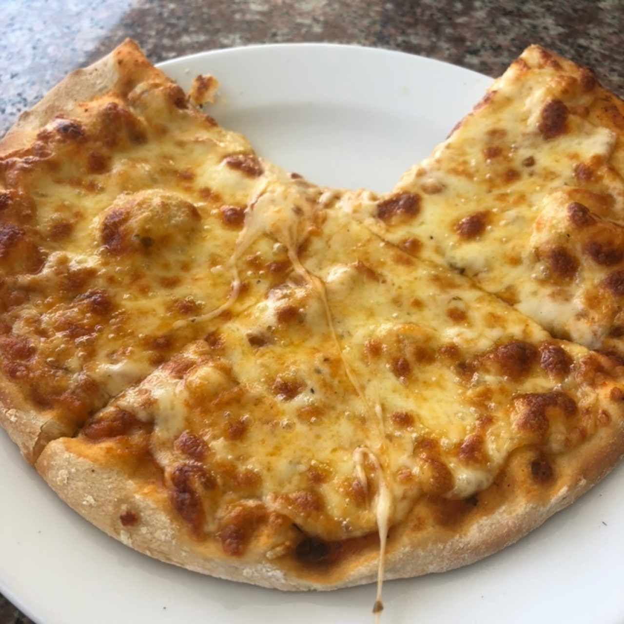Pizza de queso
