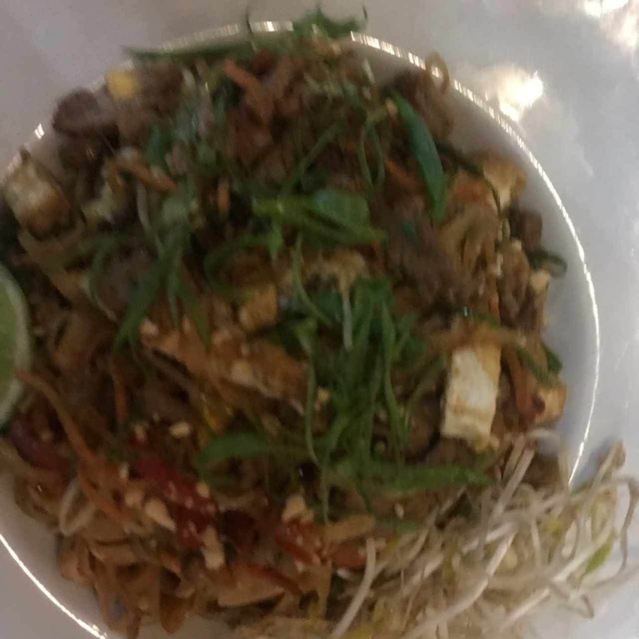 Thai - Pad Thai filete