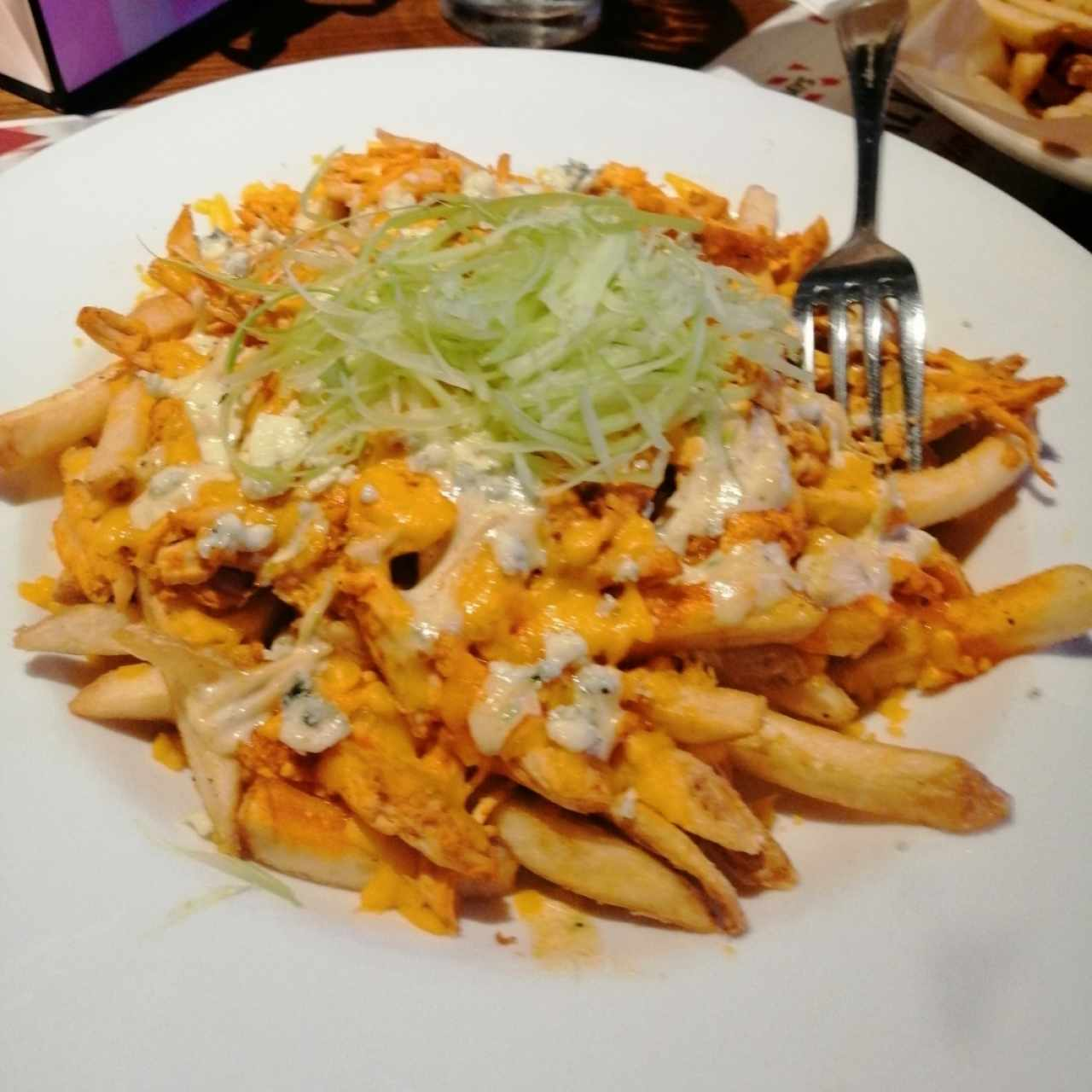 Chiken Buffalo Fries
