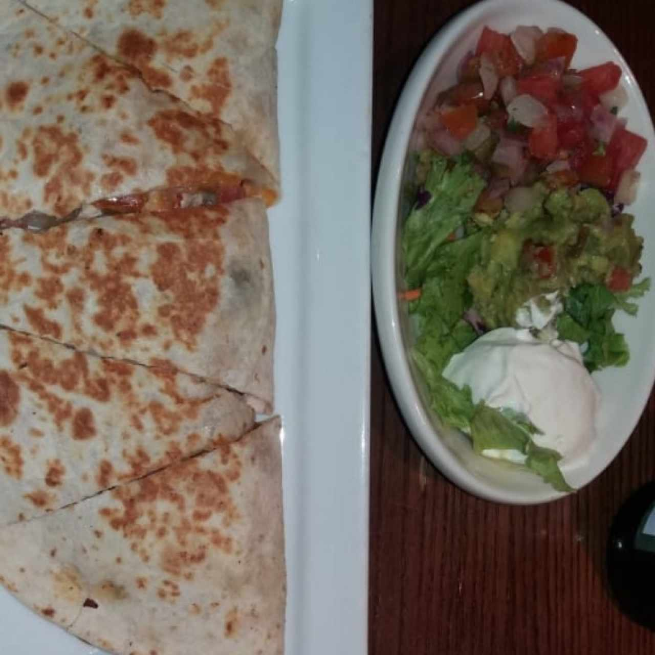 Appetizers - Chicken Quesadillas