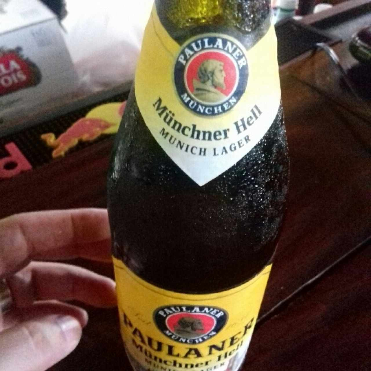 Good beer Germany Paulaner MÜNCHNER HELL