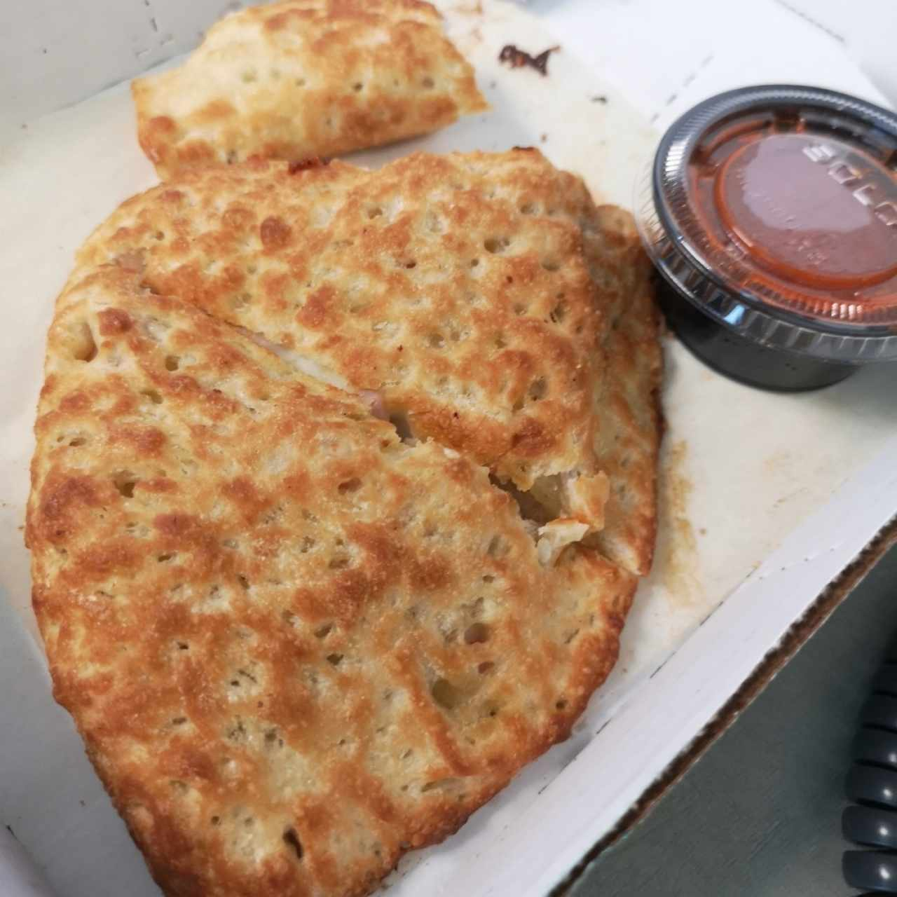 Calzone Chicken Cordon Blue