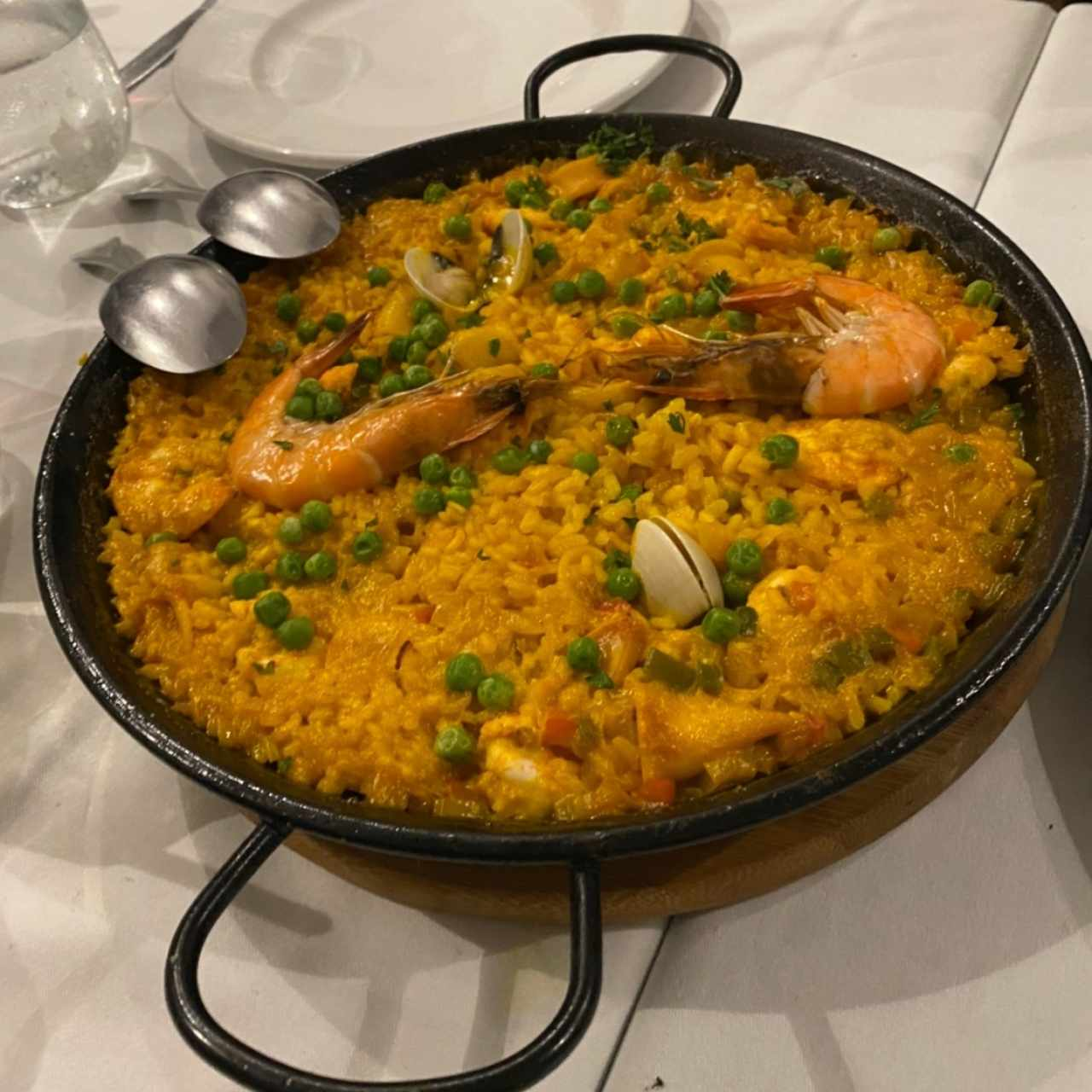 PAELLAS - Arroz Mixto (x2)