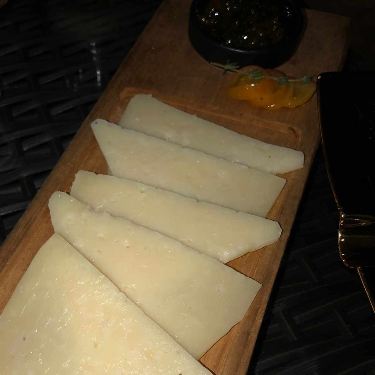 Tabla de queso  mancheco
