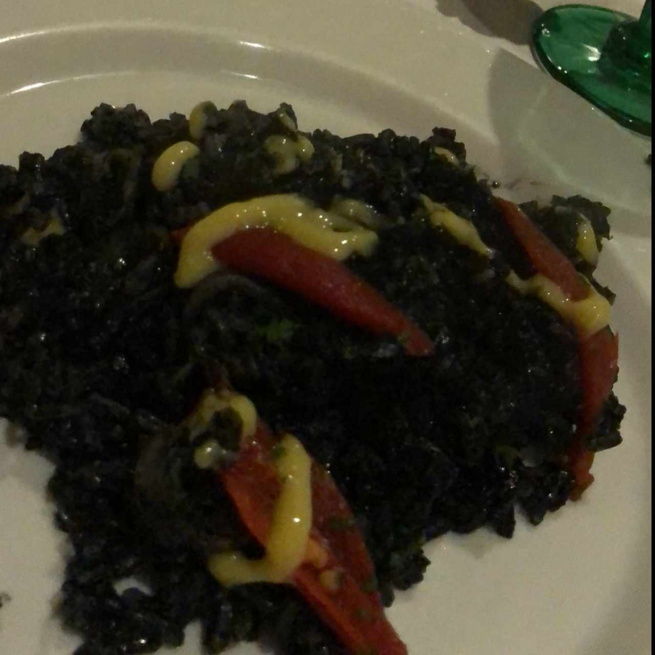 Arroces - Arroz Negro