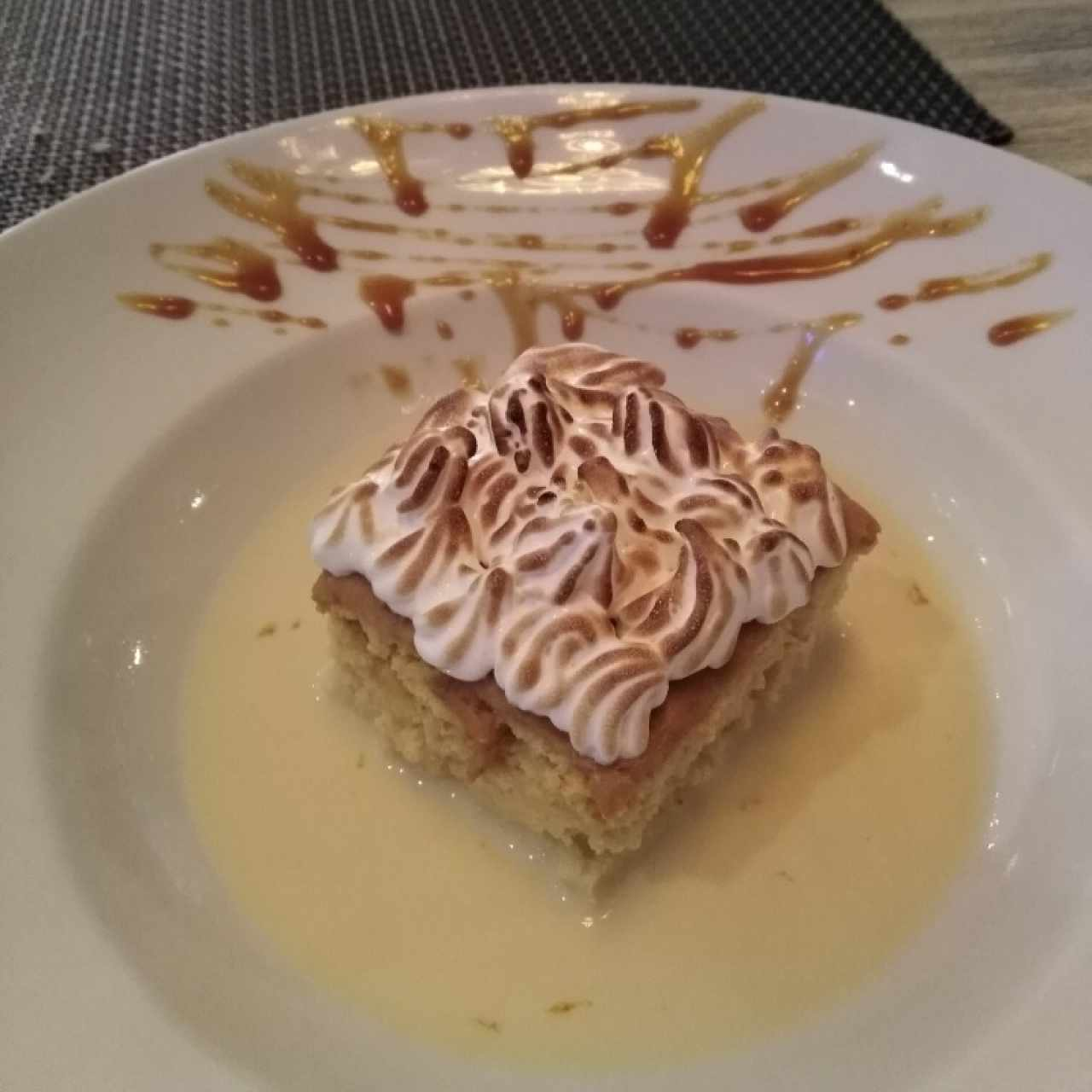 Dulce Tres Leches BAILEYS
