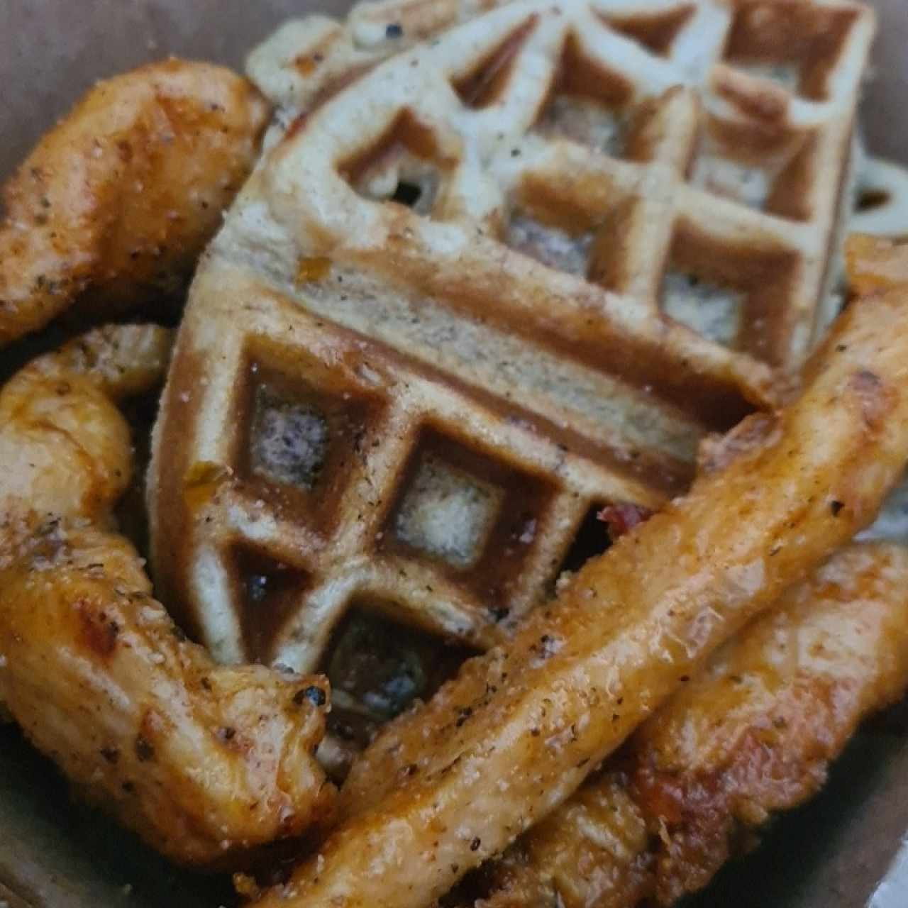 Brunch - Chicken and Waffles