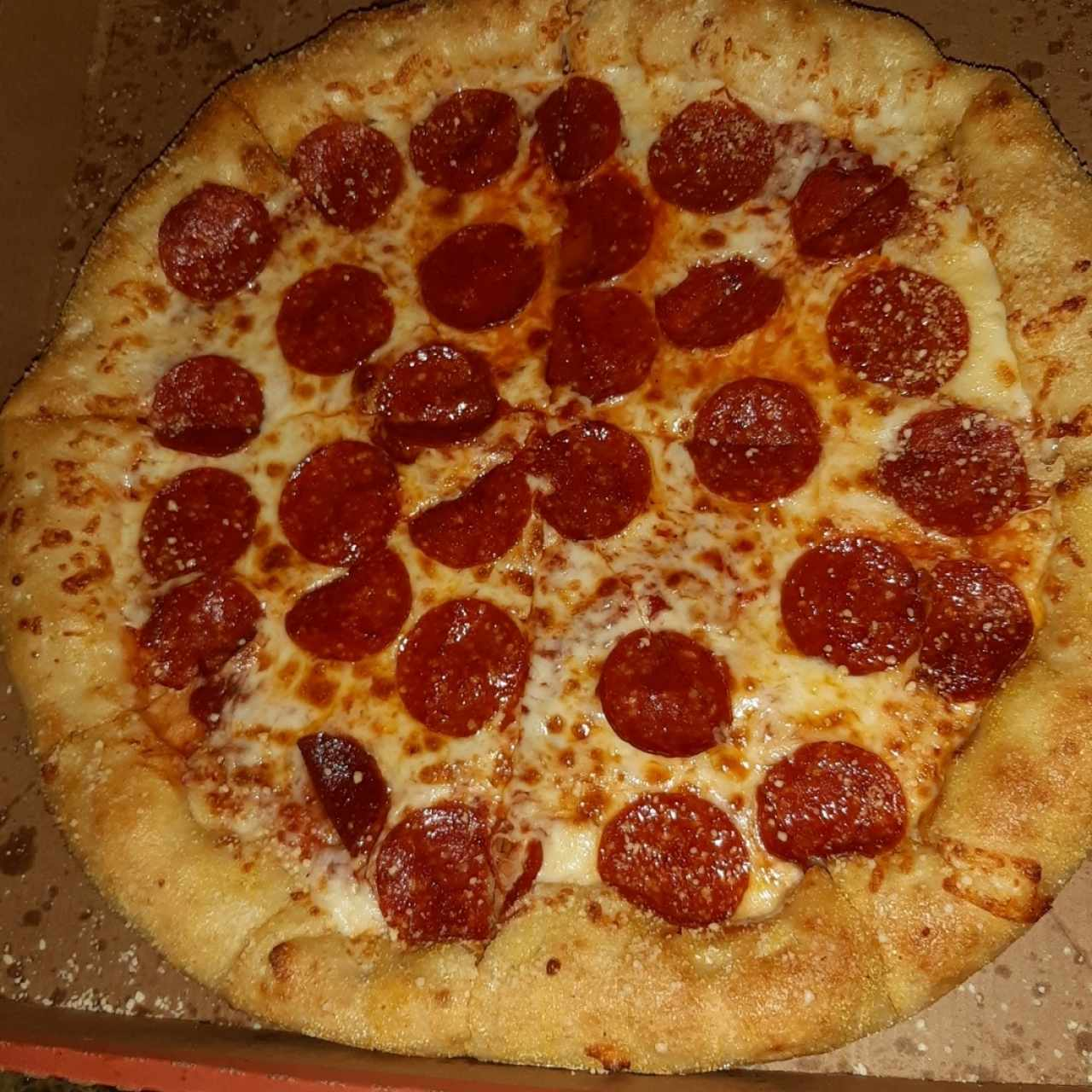 Queso pepperoni🍕