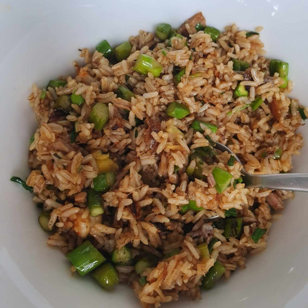 CHIN CHIN FRIED RICE - BALI, INDONESIA