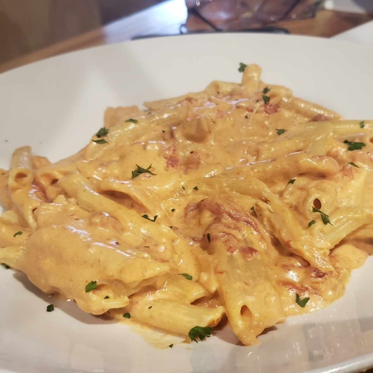 Penne rosate