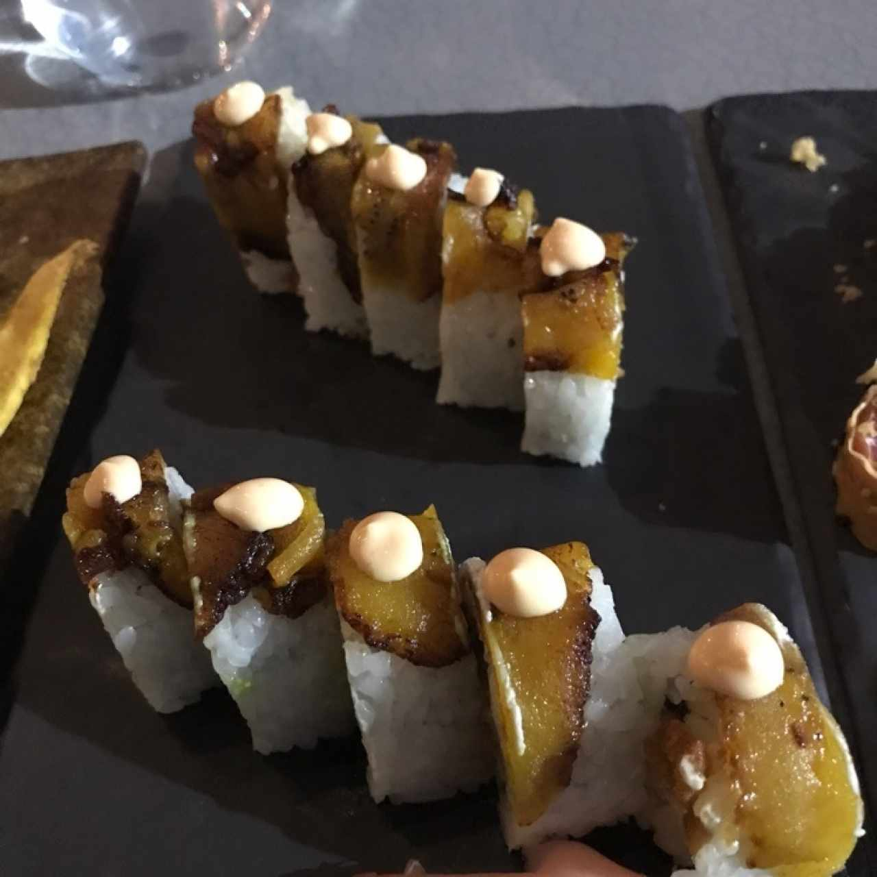 Sushi Bar - Dragón roll
