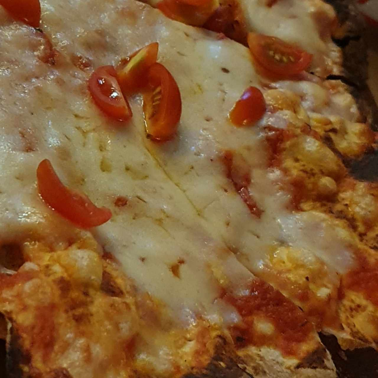 Pizza tomates Sherry