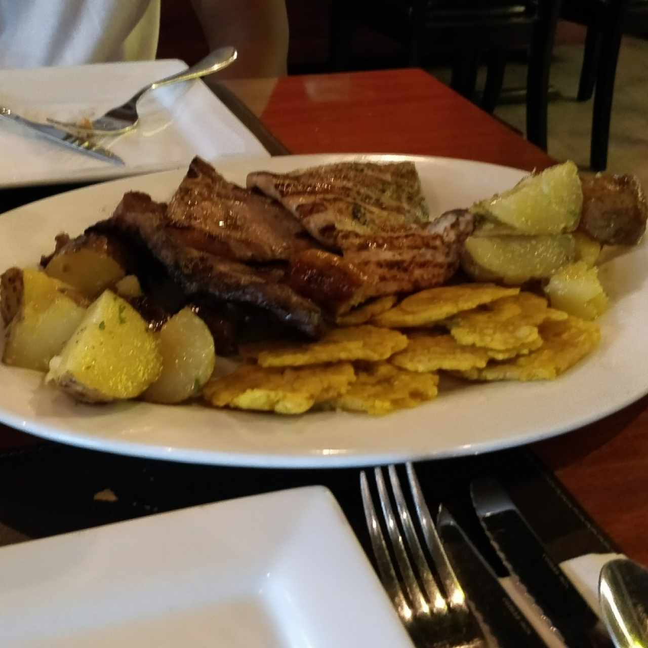 Nuestra parrilla - Parrillada familiar