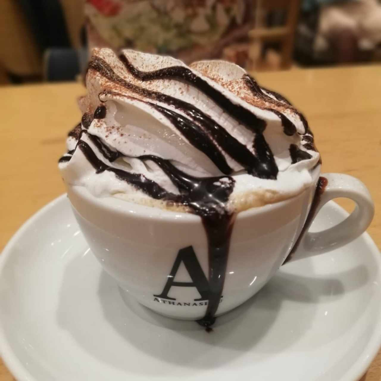 Capuchino Royale