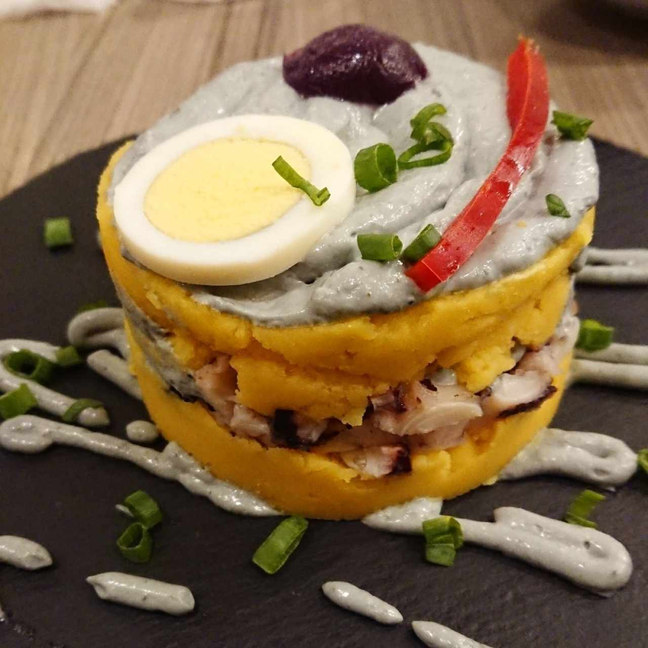 CAUSAS - Causa Pulpo