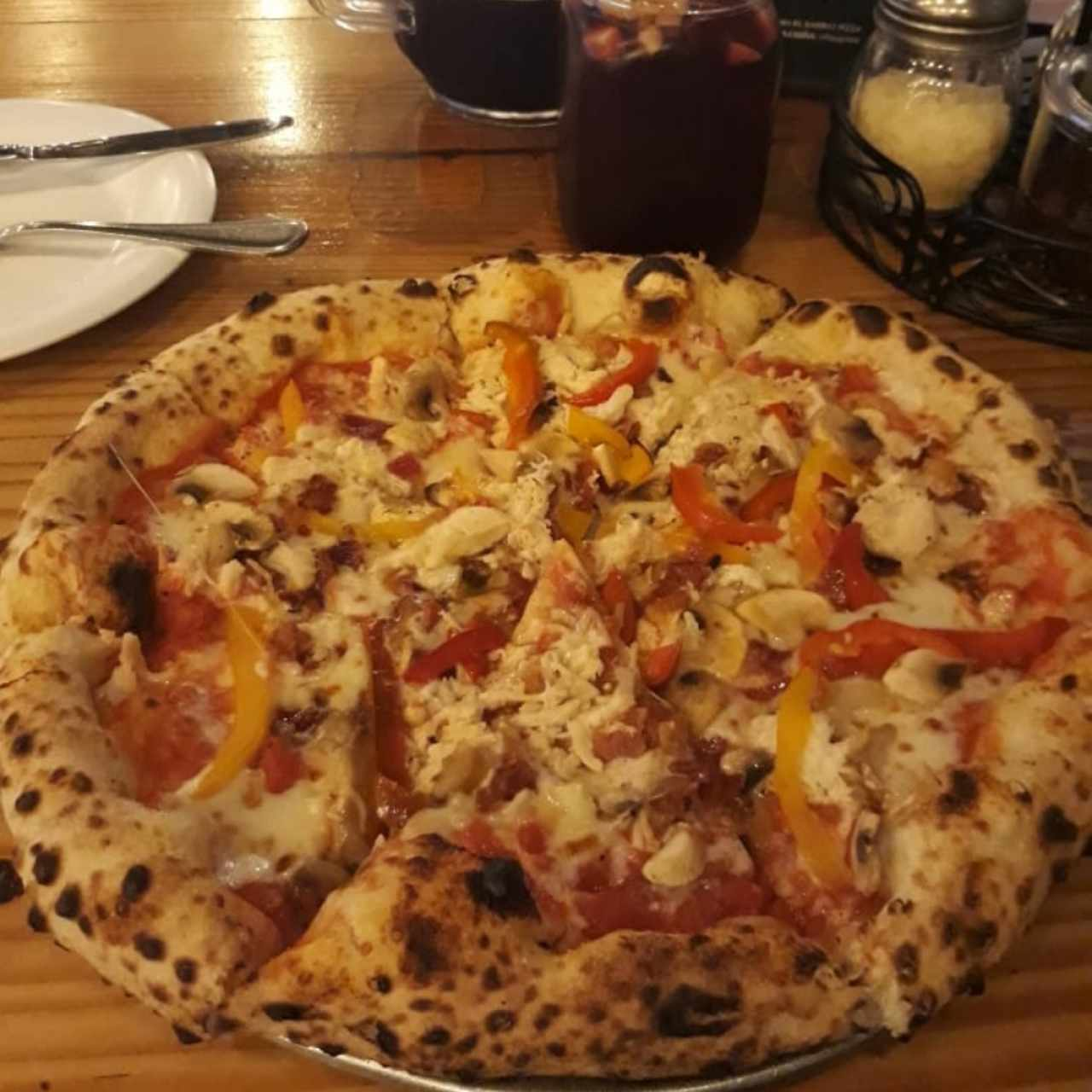 PIZZA ROJAS - BARRIO
