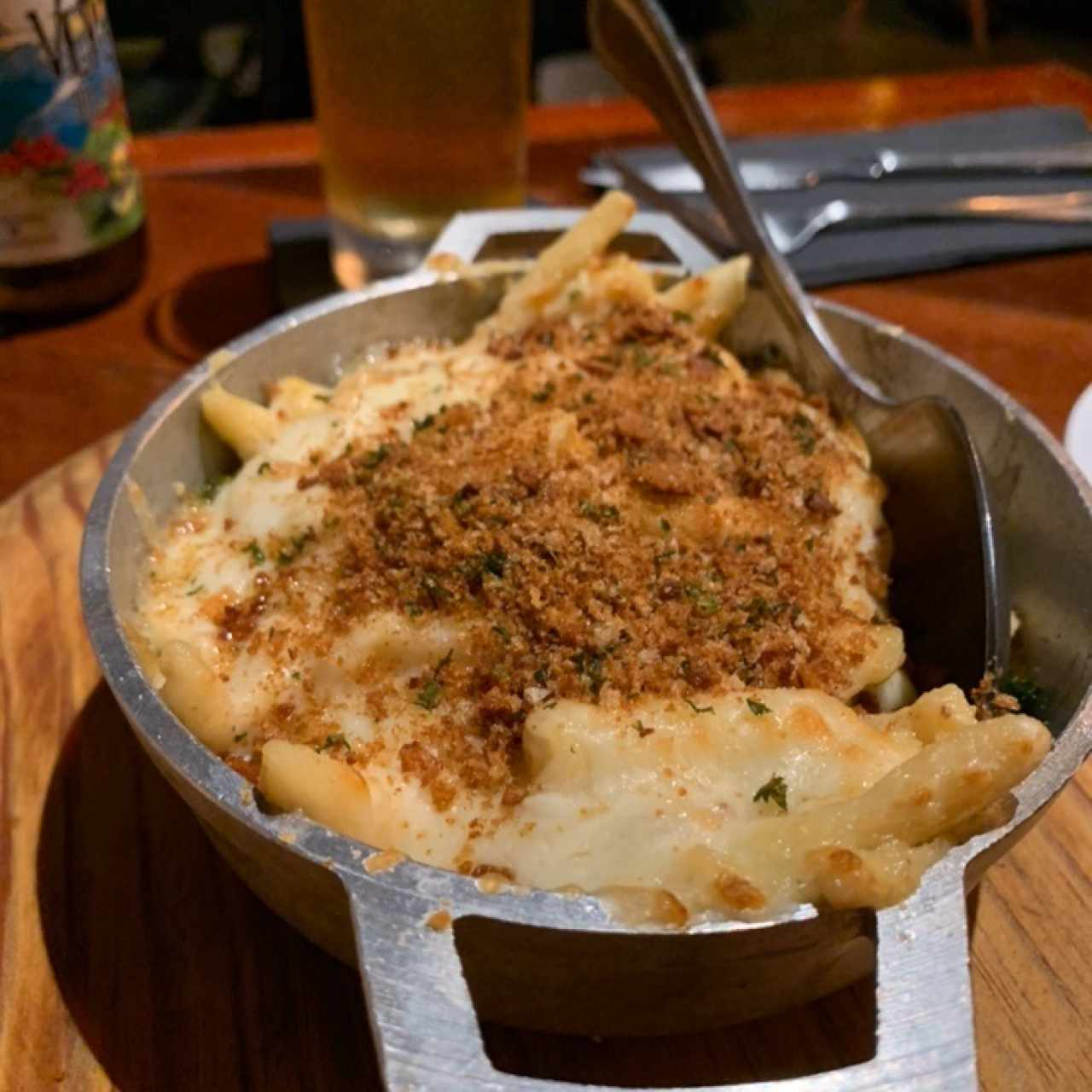 Mac and Cheese con Langosta
