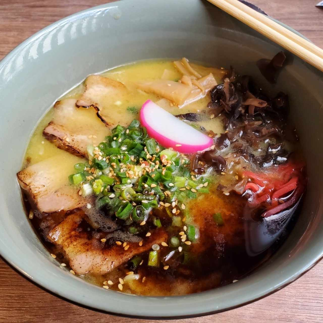 Chicken Paitan Ramen