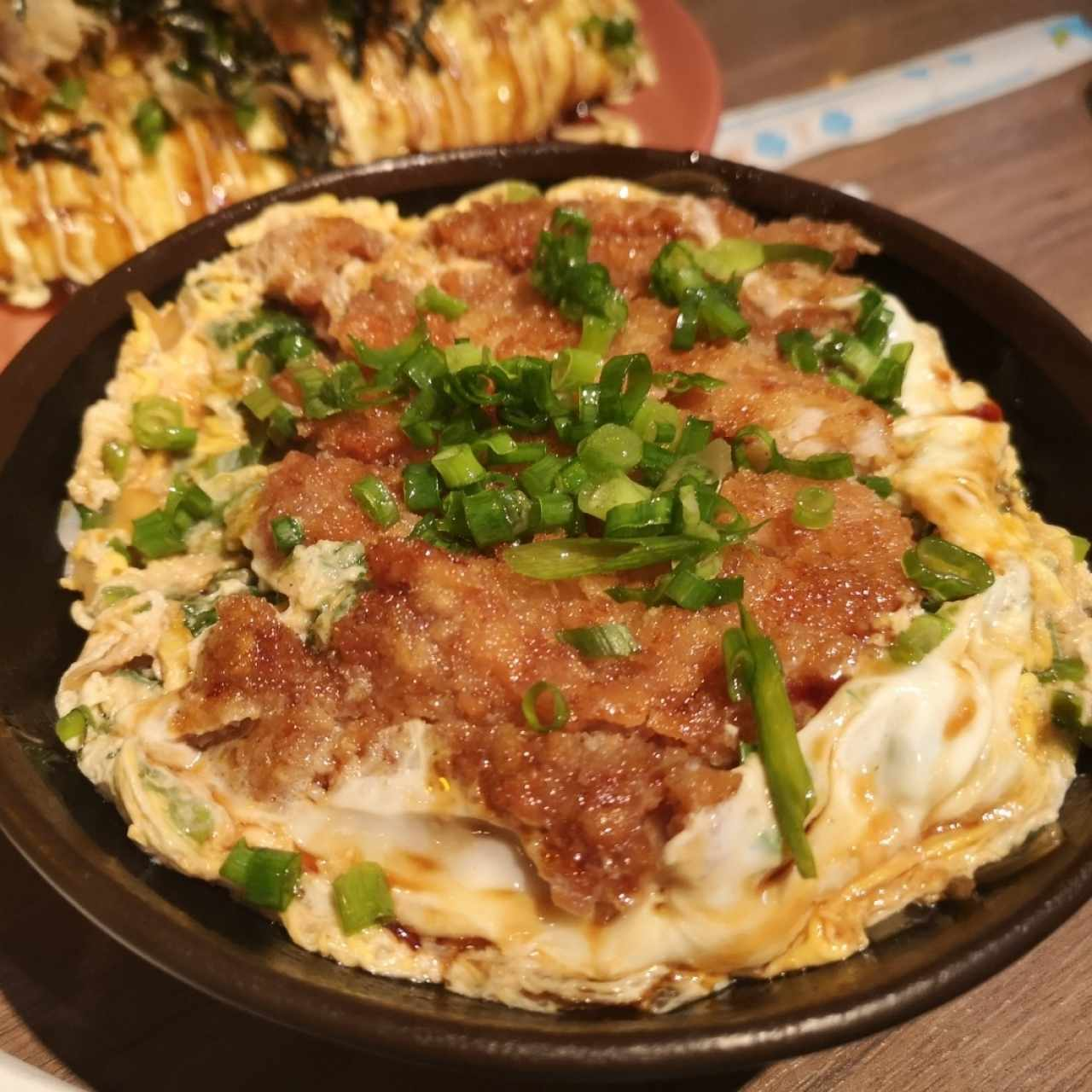 Arroces - Arroz Chicken Katsudon