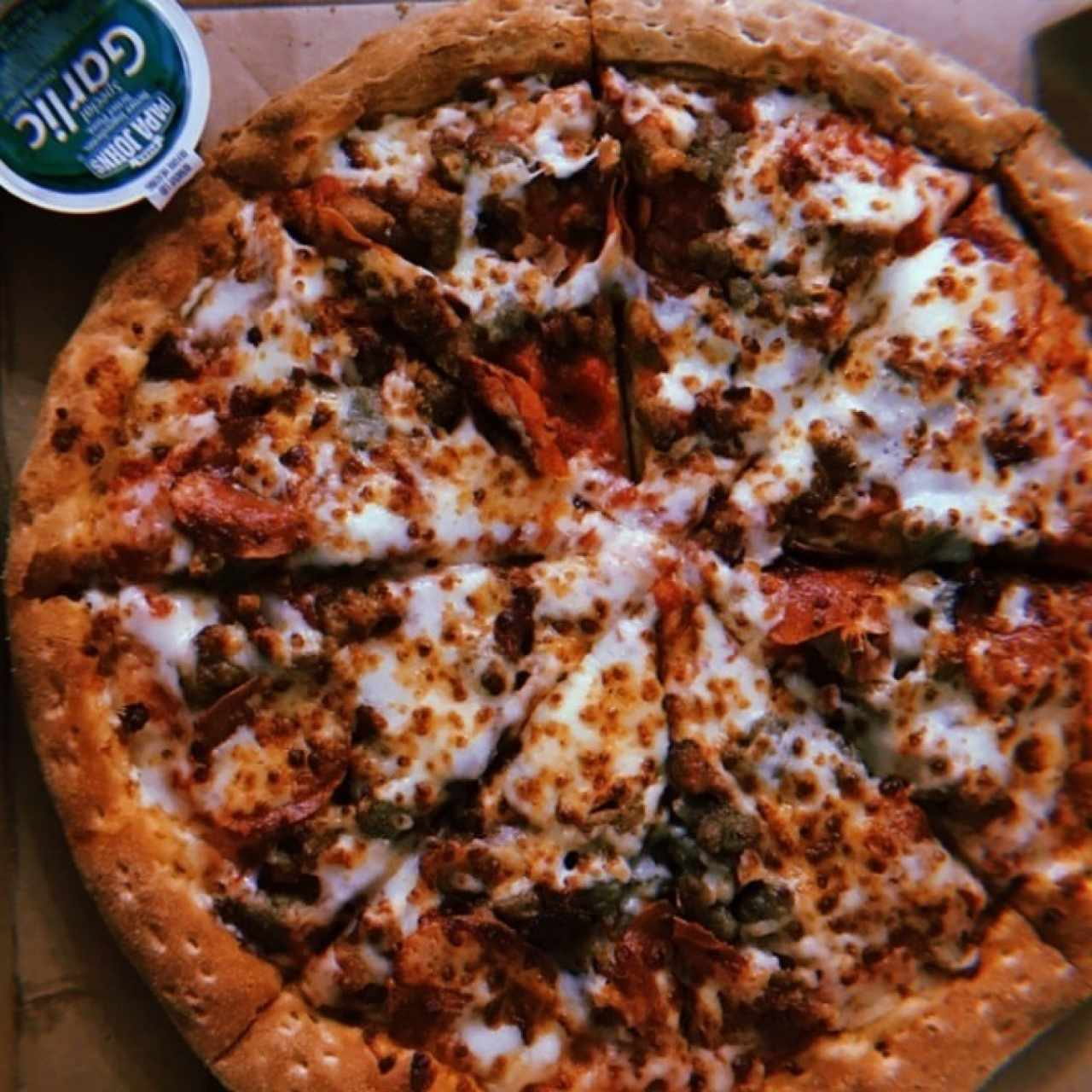 Pizza All Meats