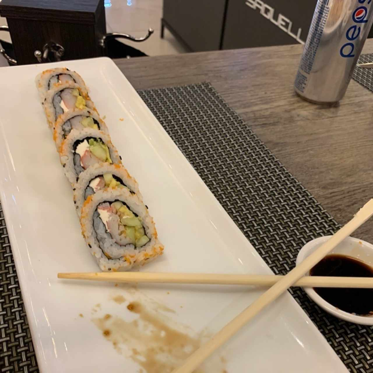 califotnia roll