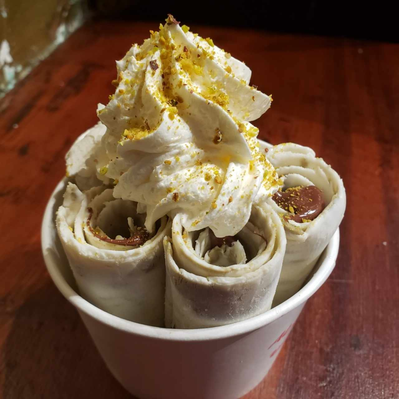 Pistacho ICE Roll
