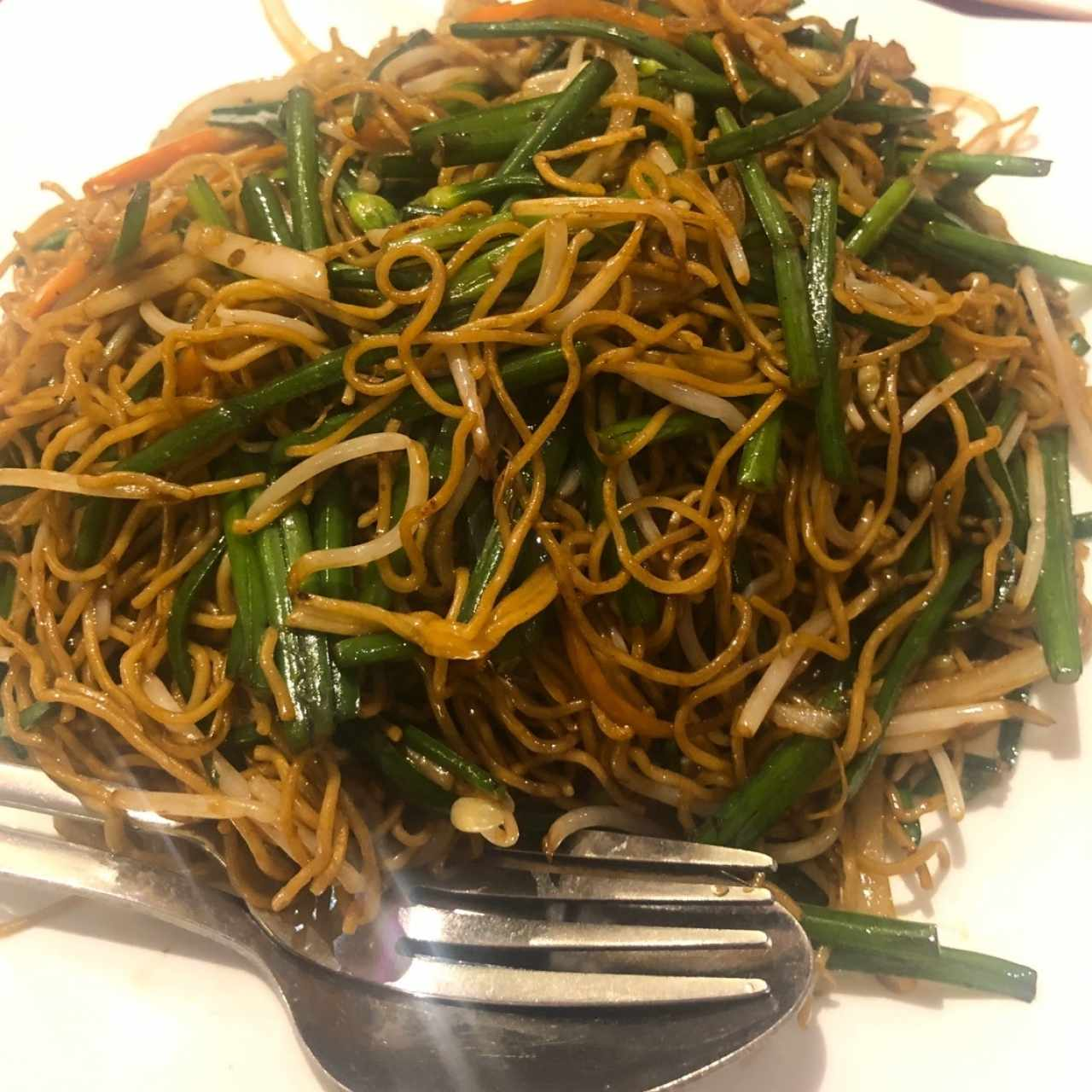 chowmein simple