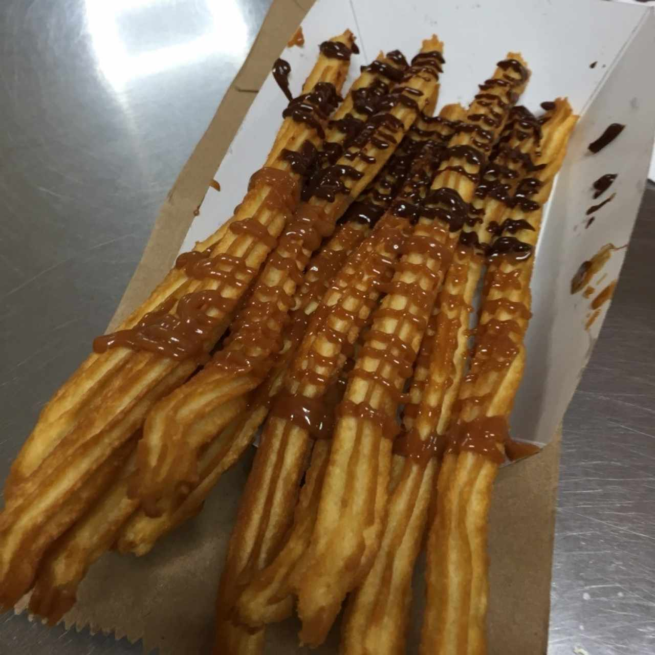 churros twist