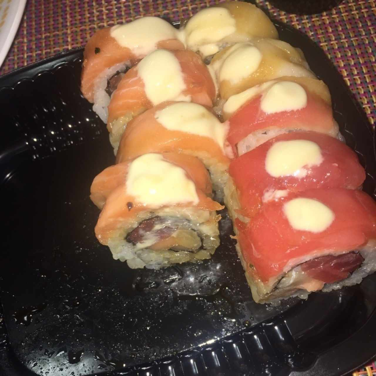 ROLLS - THREE FISH