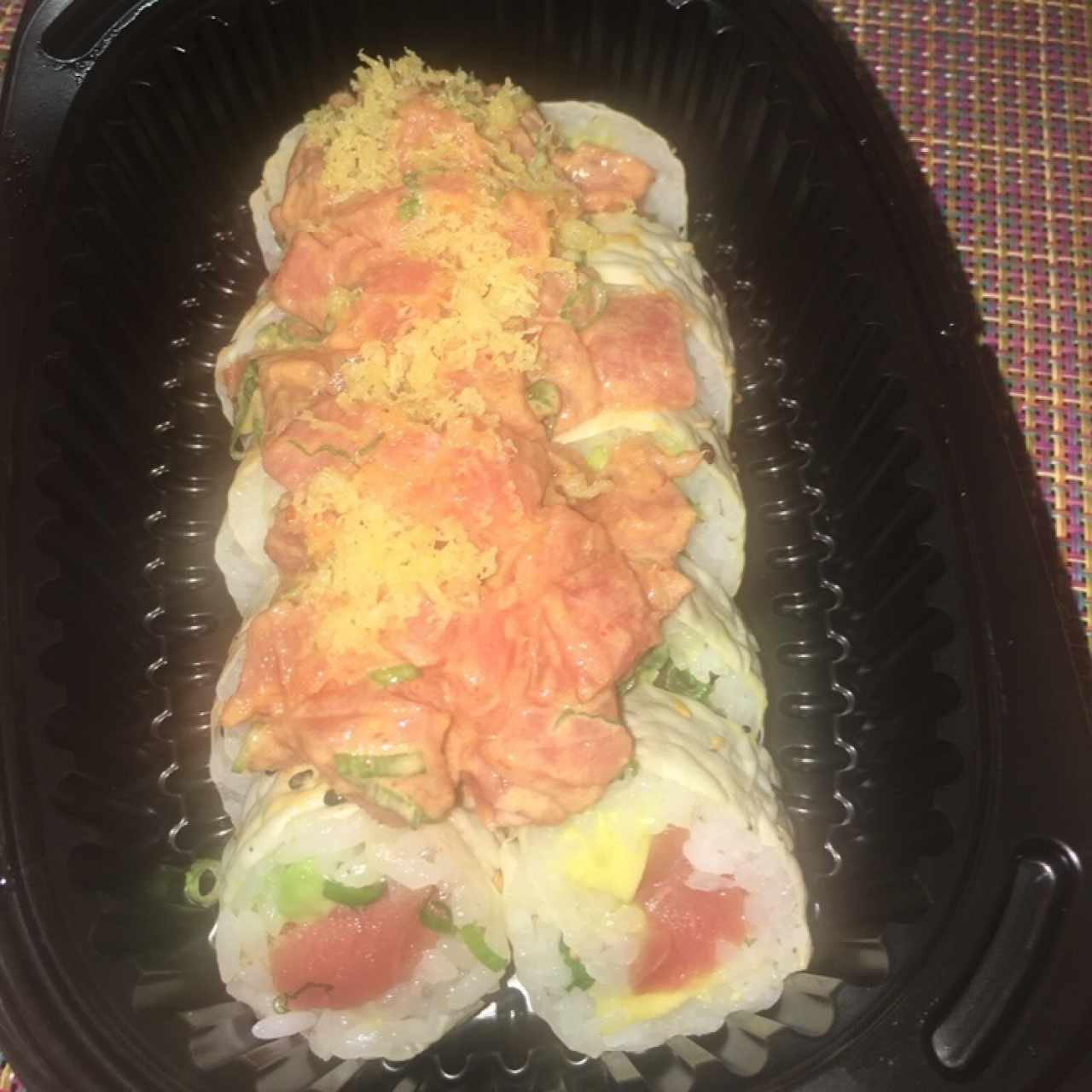 ROLLS - SPICY TUNA