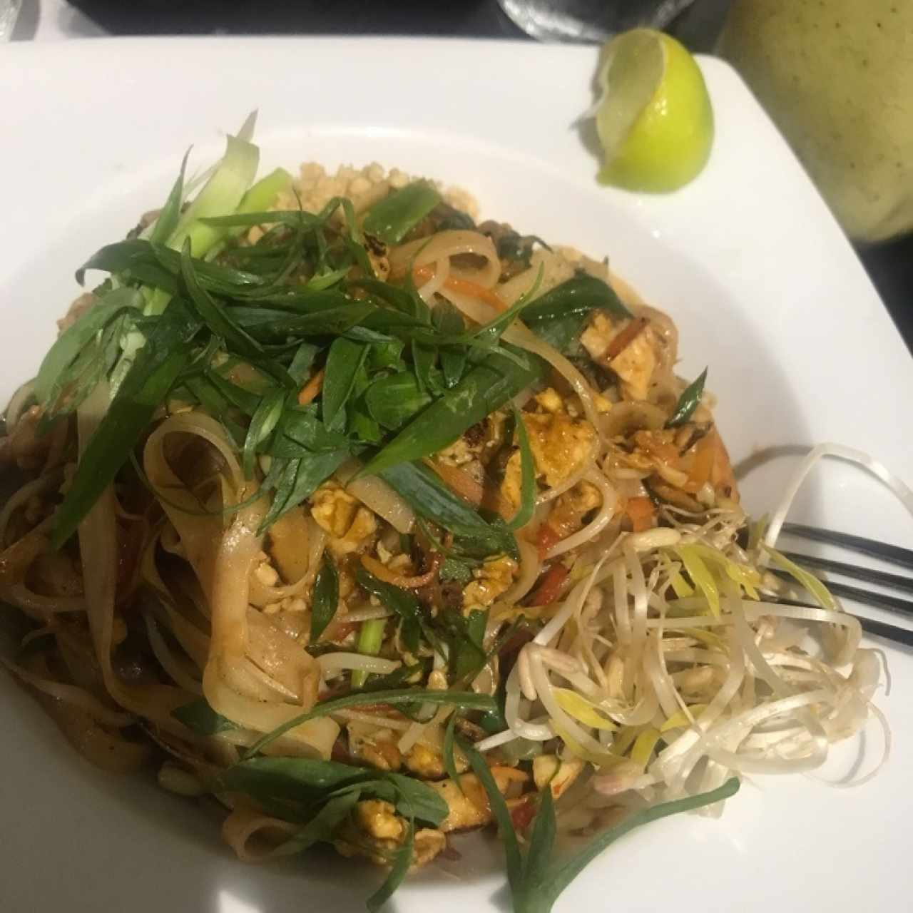 Thai - Pad Thai Pollo