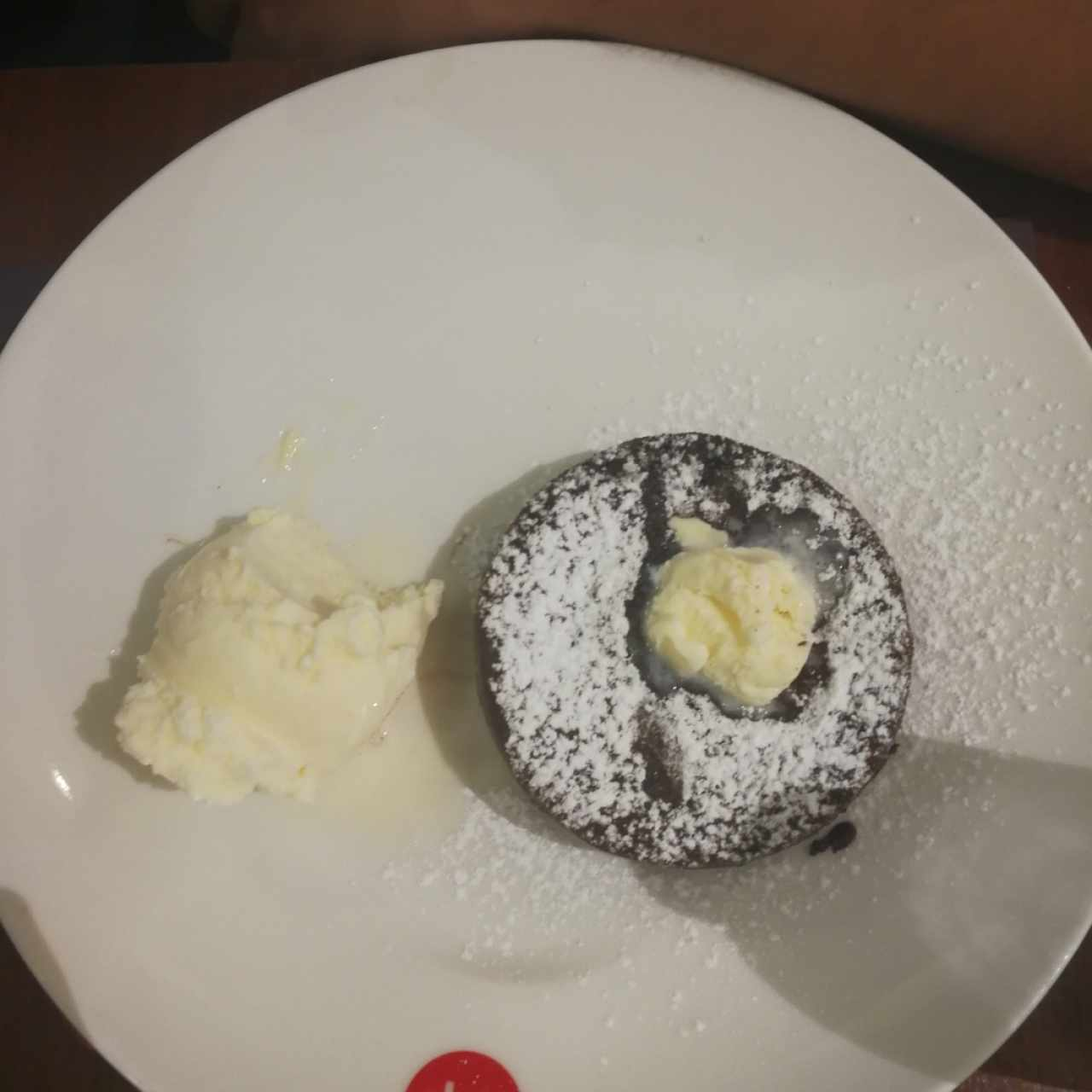 Chocolate Indulgence - Chocolate fondant