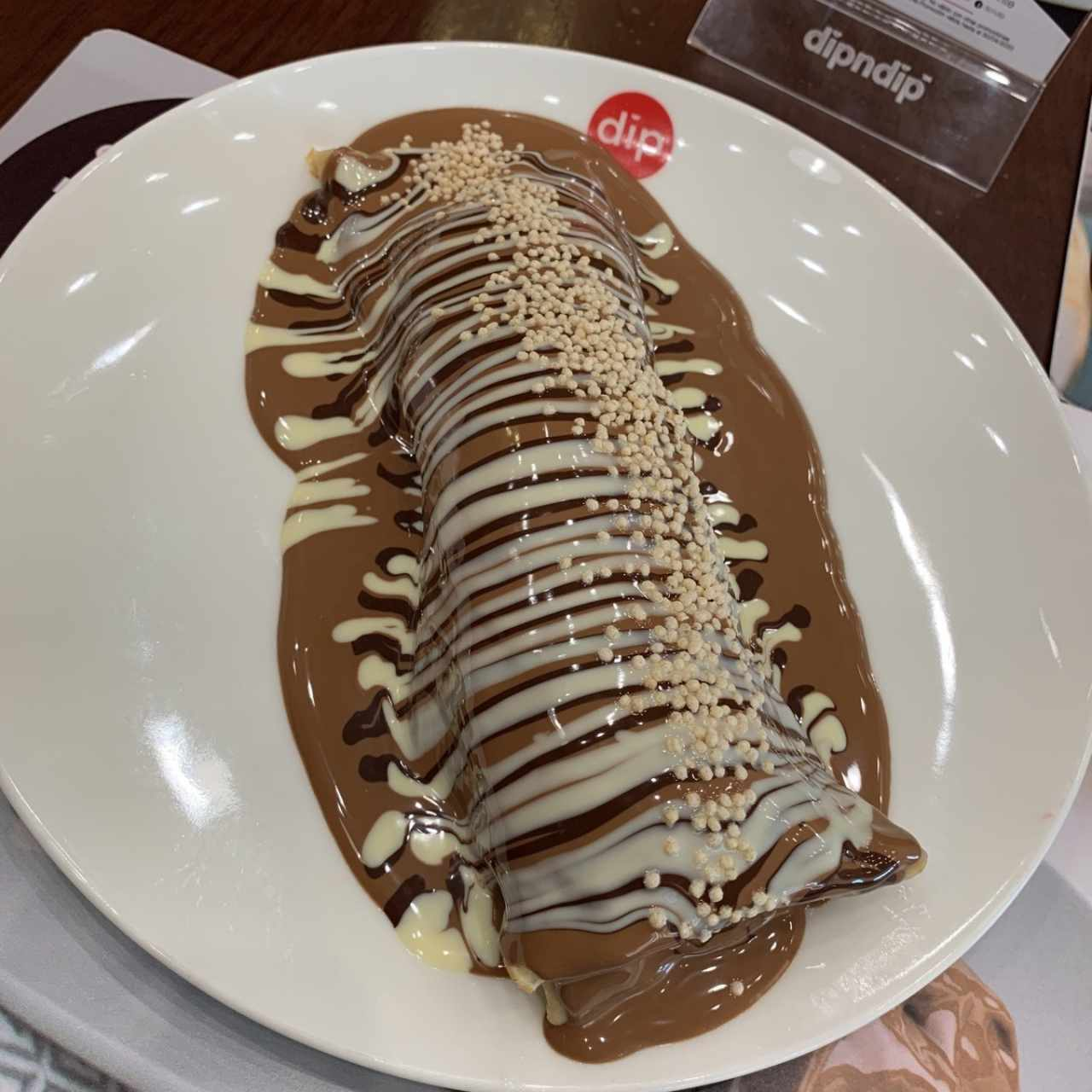 Mighty Crepe