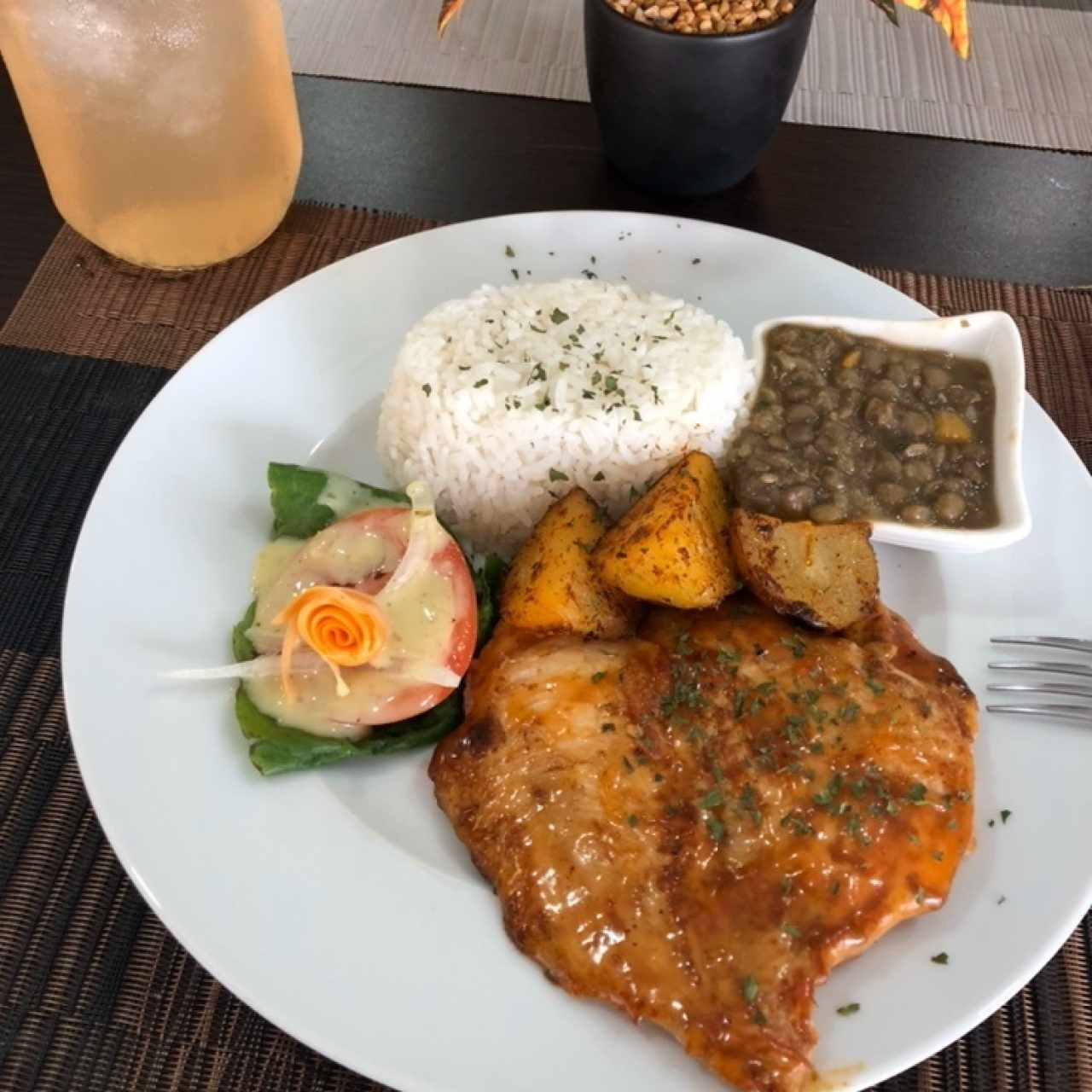 Filete de pollo